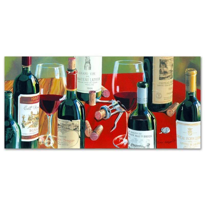 """""""Uncorked"""" Limited Edition by Dima Gorban"""