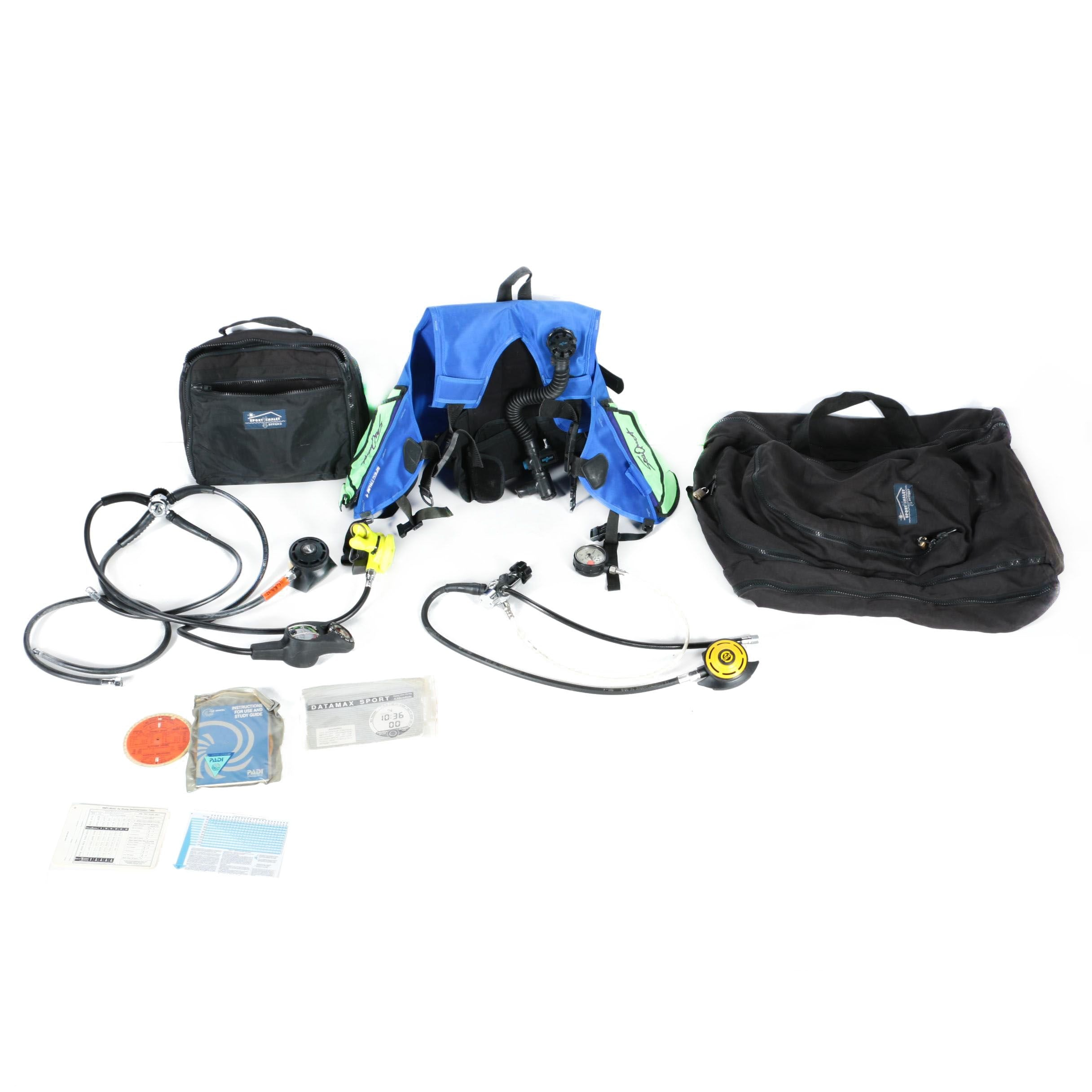 Scuba Gear by SeaQuest, Spiro and More