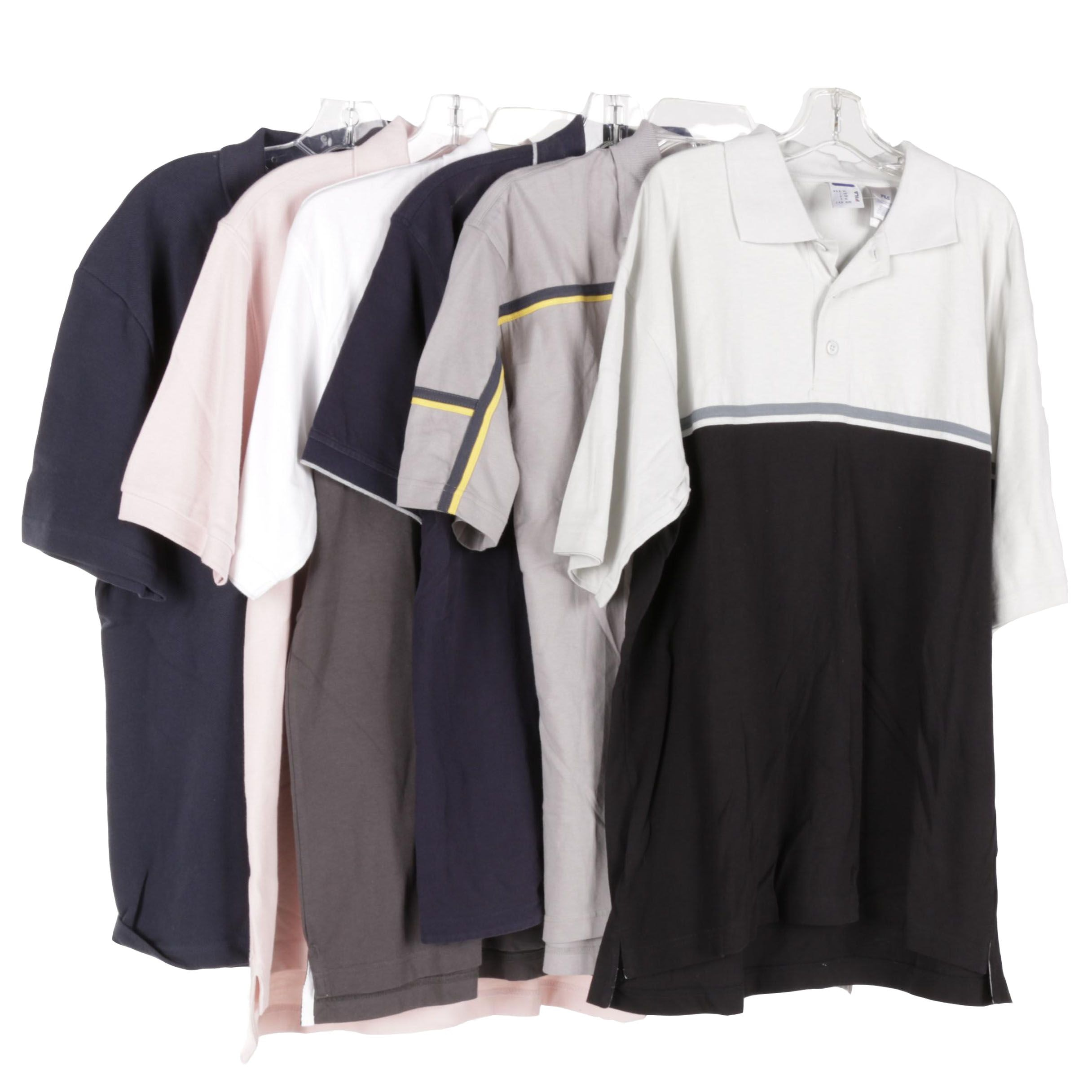 Men's Polo Style Shirts Including Chaps
