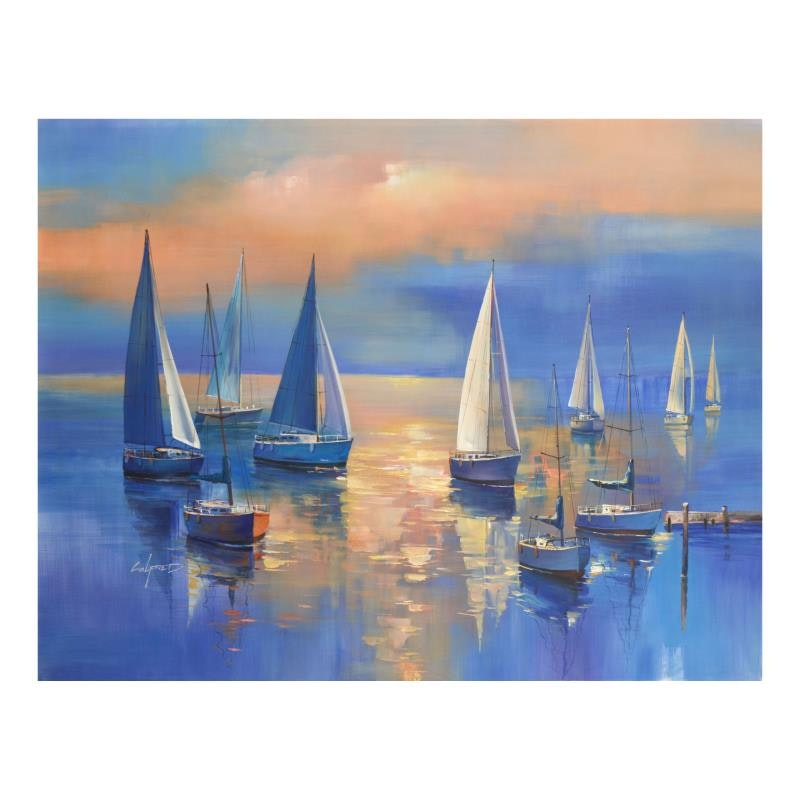 Wilfred - Original Oil Painting