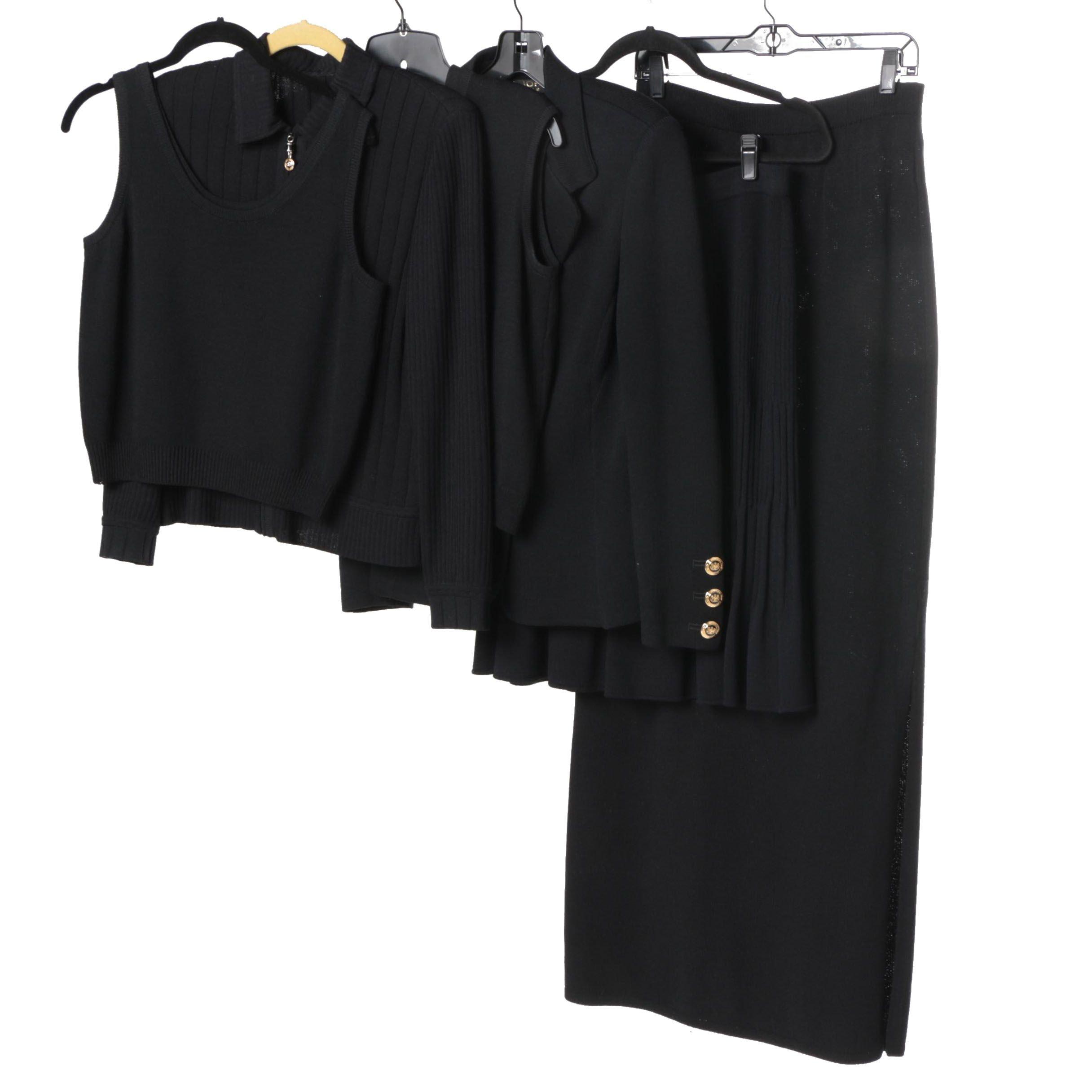 Women's Knit St. John Collection and St. John Basics Clothing