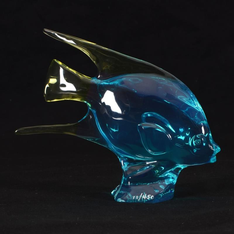 """""""Queen Angel Fish"""" Limited Edition"""