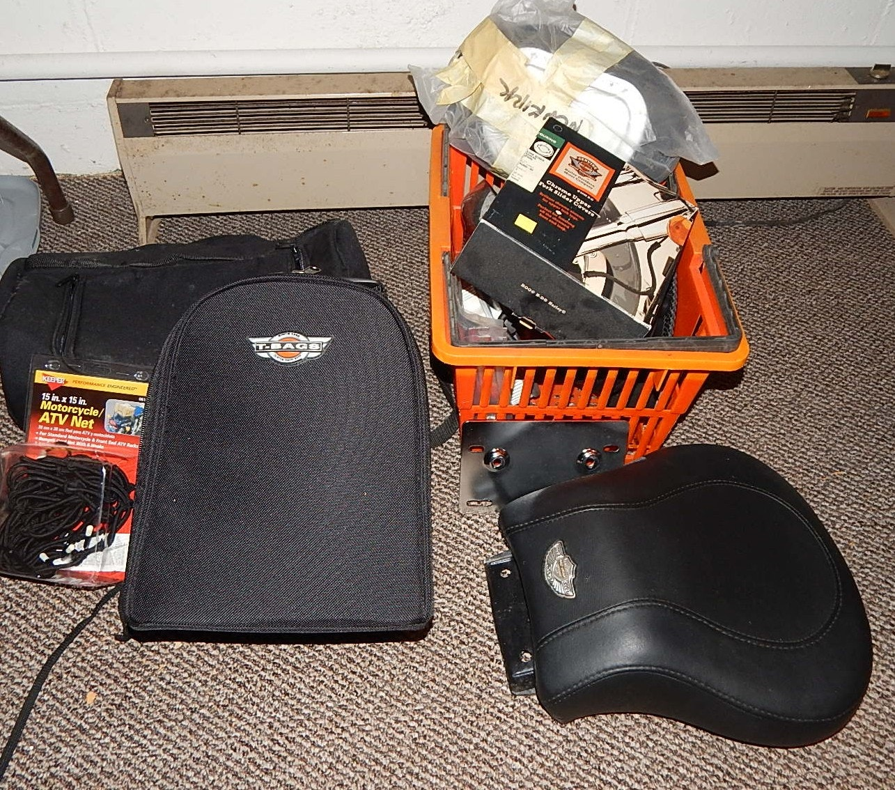 Motorcycle Parts and Accessories with Harley Davidson