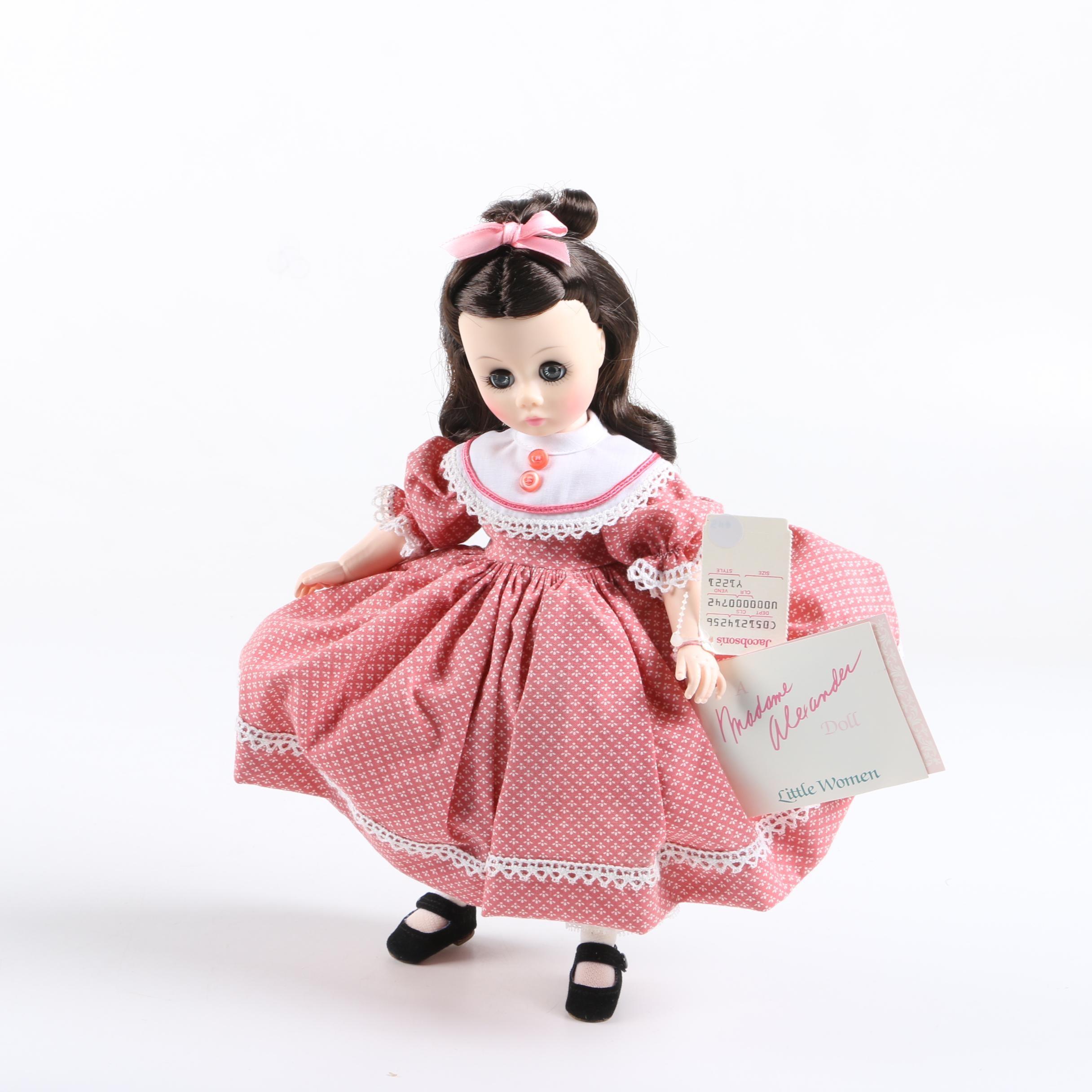 "Madame Alexander ""Little Women"" Beth Doll"