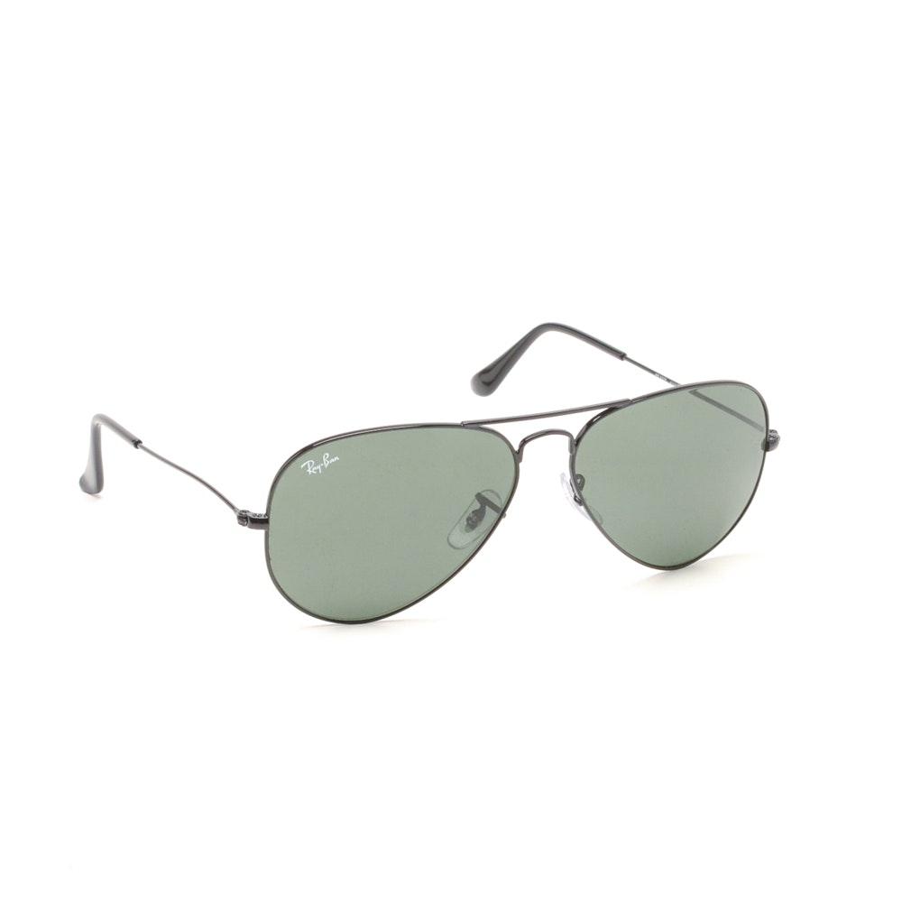 "Ray-Ban ""Aviator"" Sunglasses"