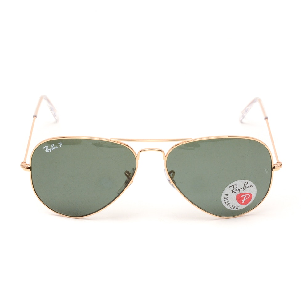 "Ray-Ban ""Aviator"" Sunglasses"