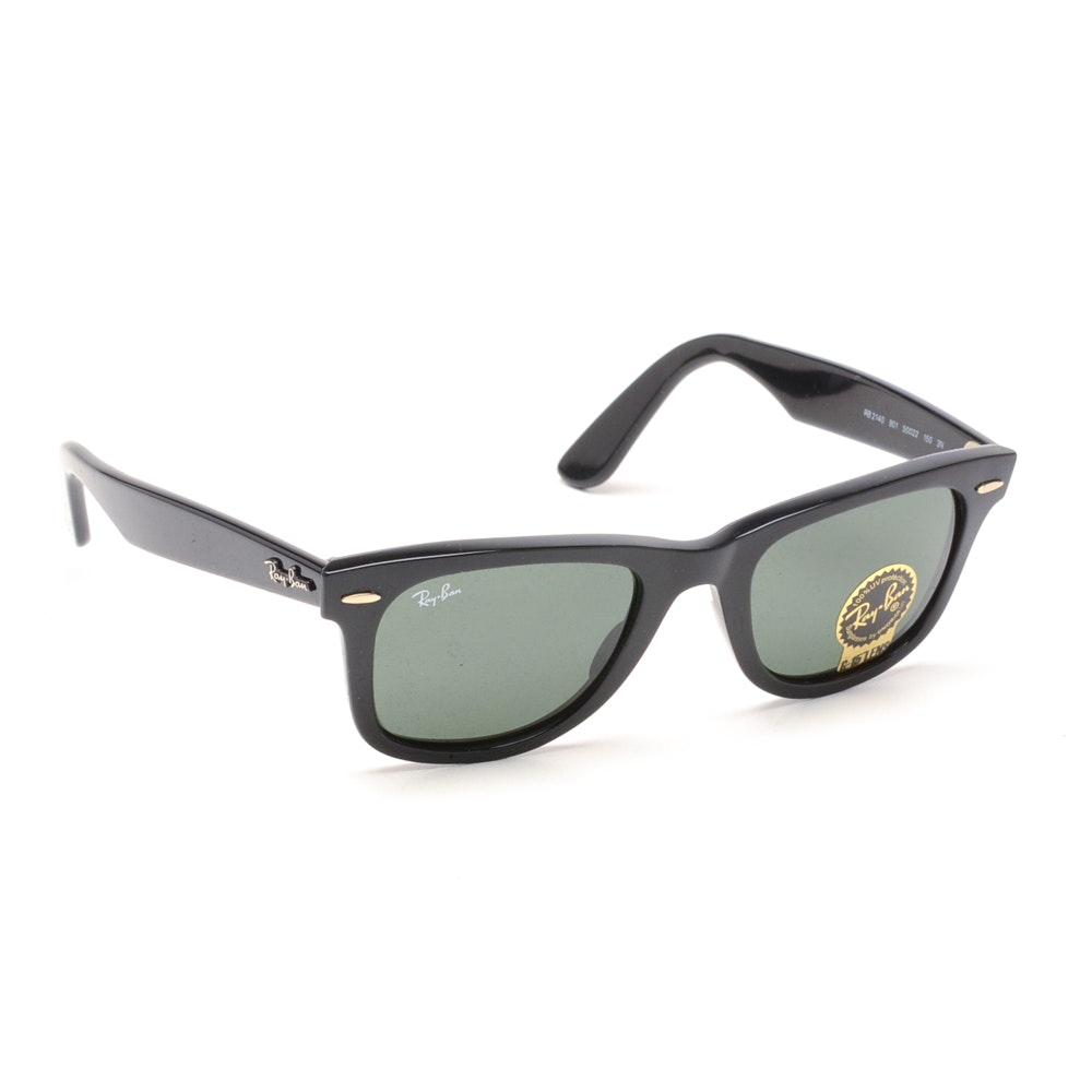 "Ray-Ban ""Wayfayer"" Sunglasses"
