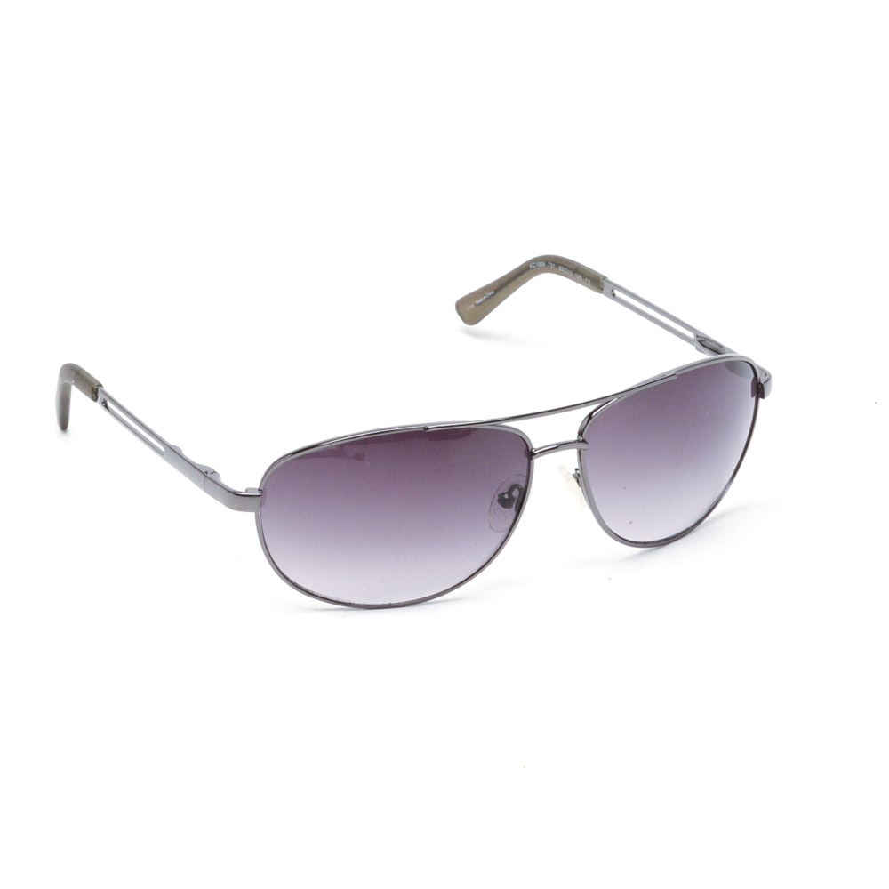 Kenneth Cole Reaction Aviator Sunglasses