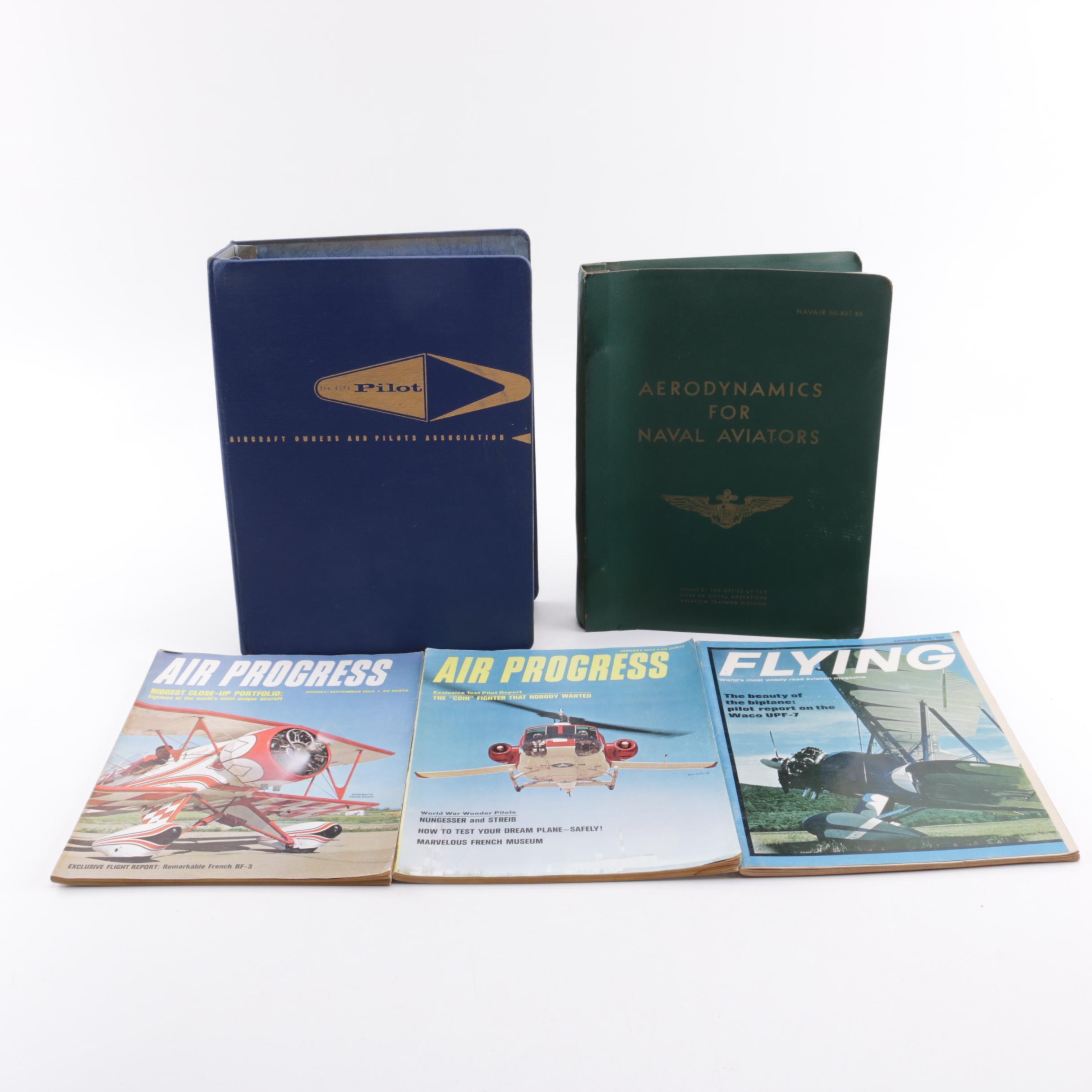 1960s Aviation Magazines