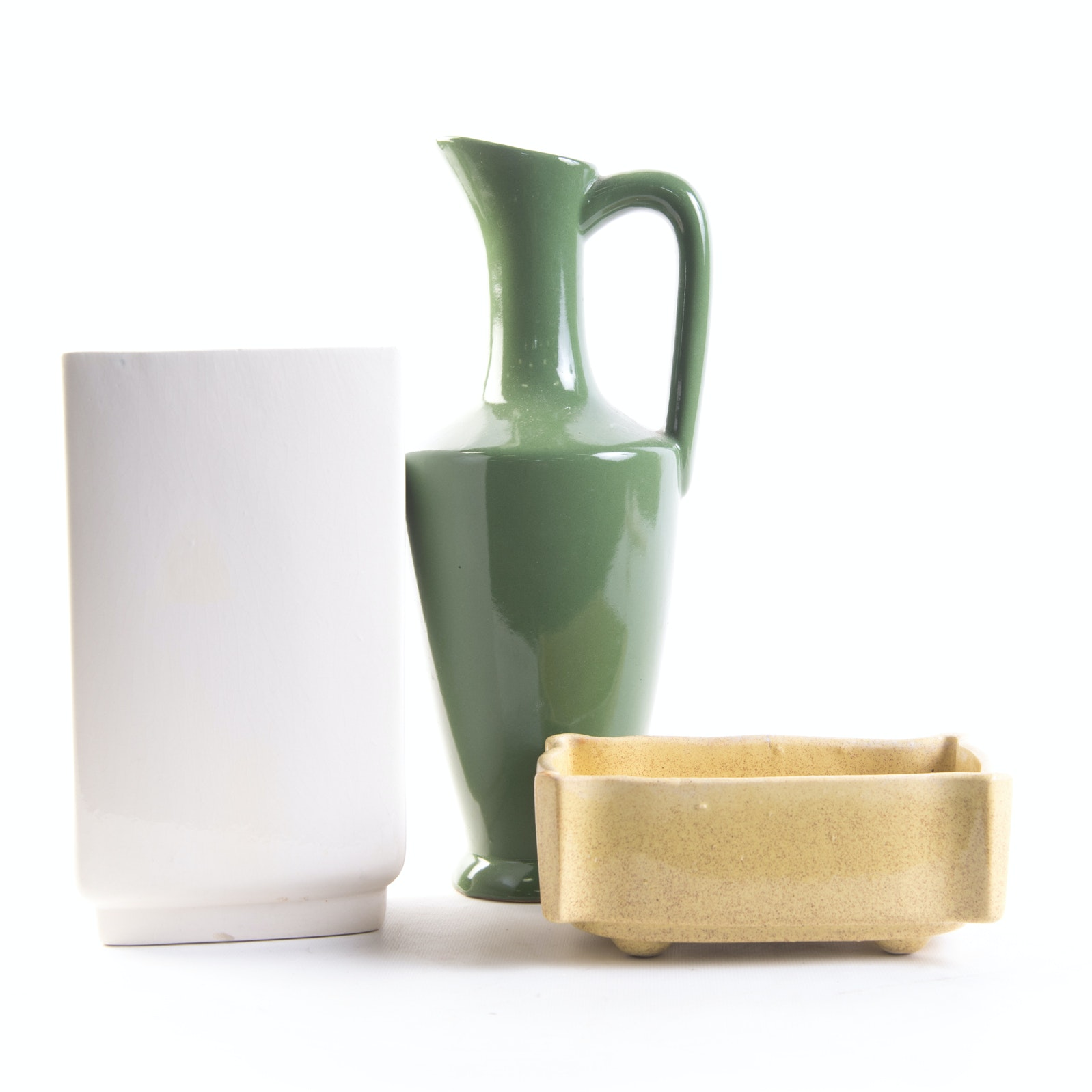 Contemporary and Vintage Pottery Including Upco