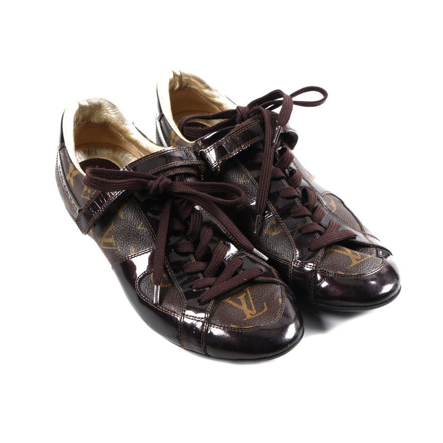 2009 Louis Vuitton Globe Trotter Sneakers   EBTH 2530f1325