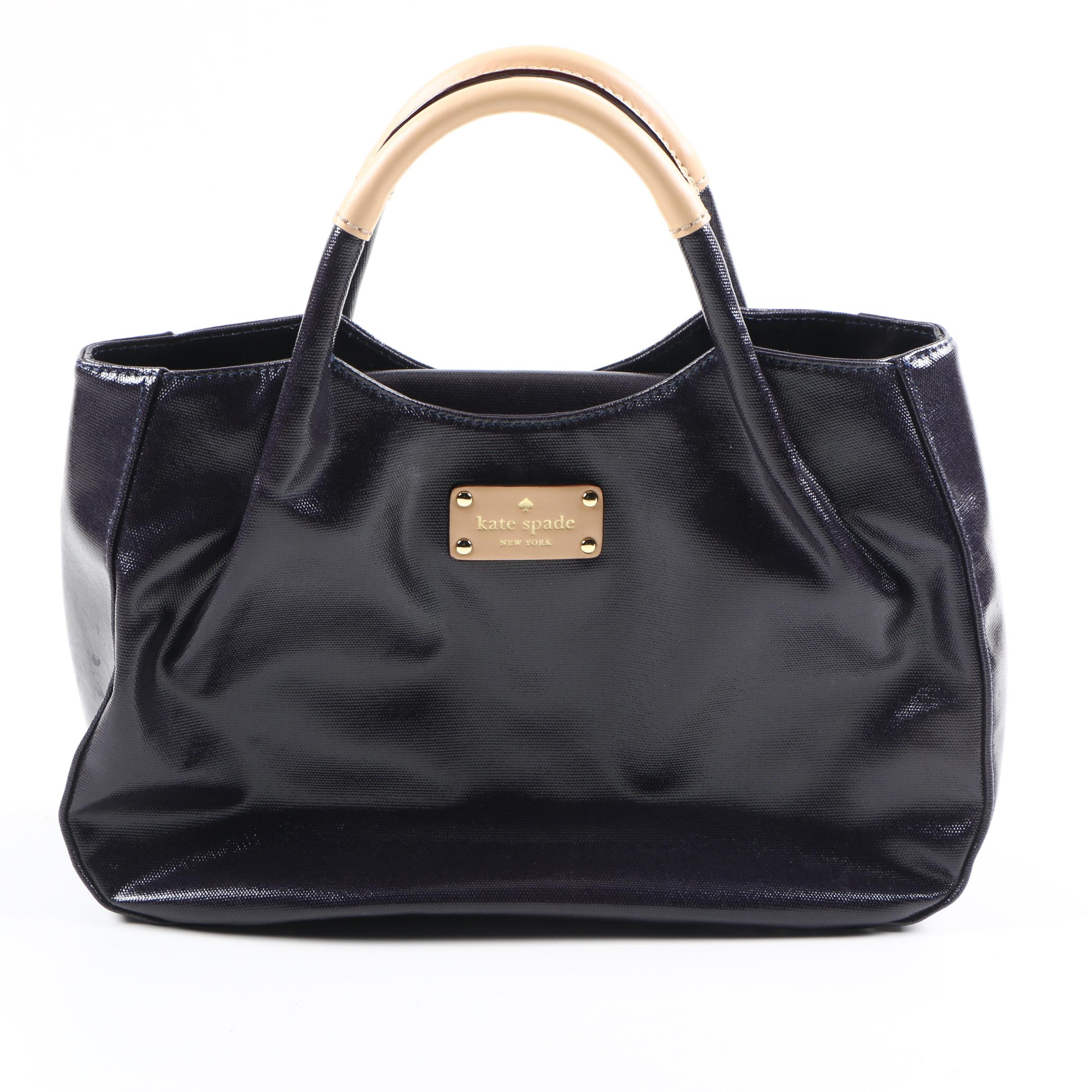 Kate Spade Coated Canvas Handbag