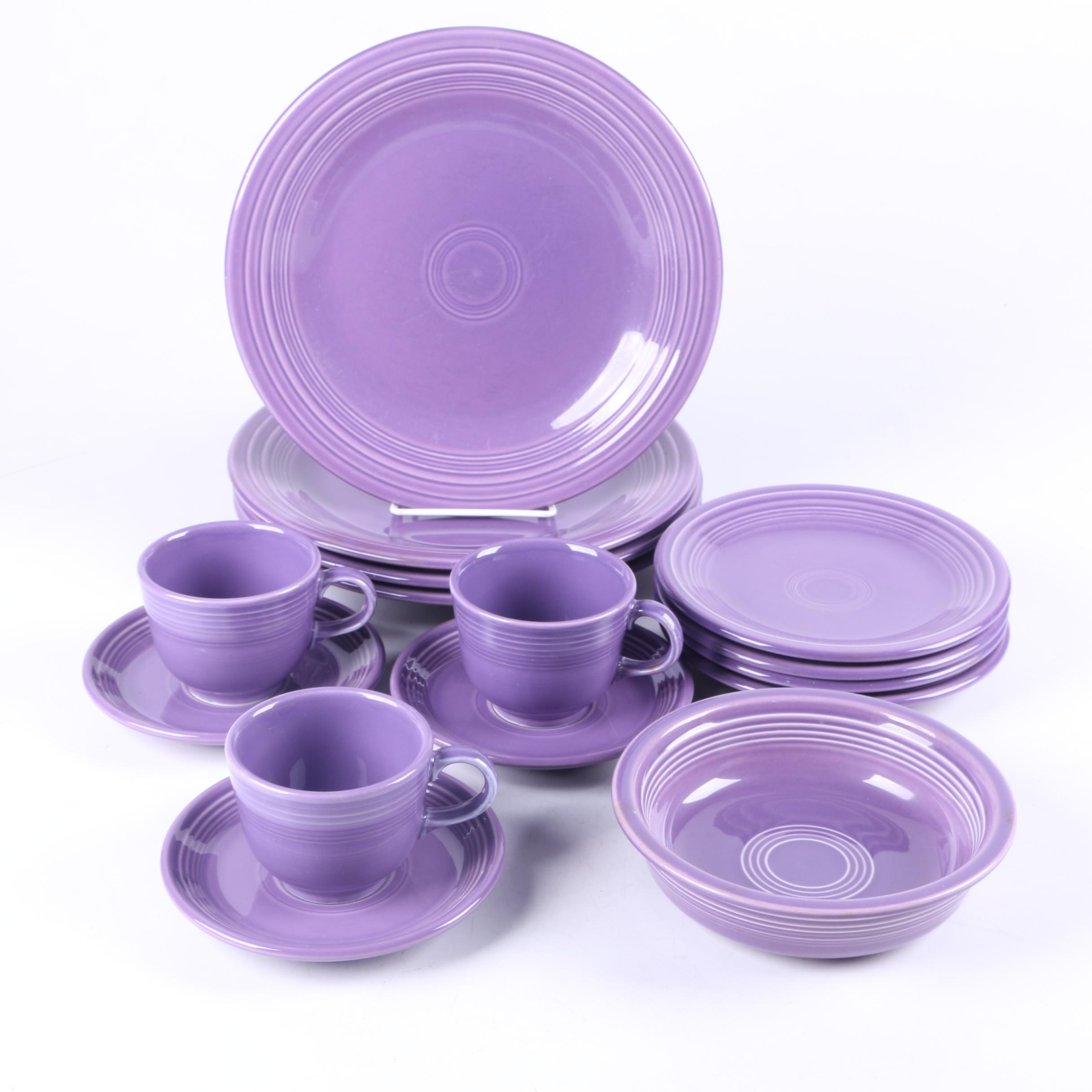 Homer Laughlin \ Fiesta Lilac\  Tableware ...  sc 1 st  EBTH.com & Homer Laughlin \