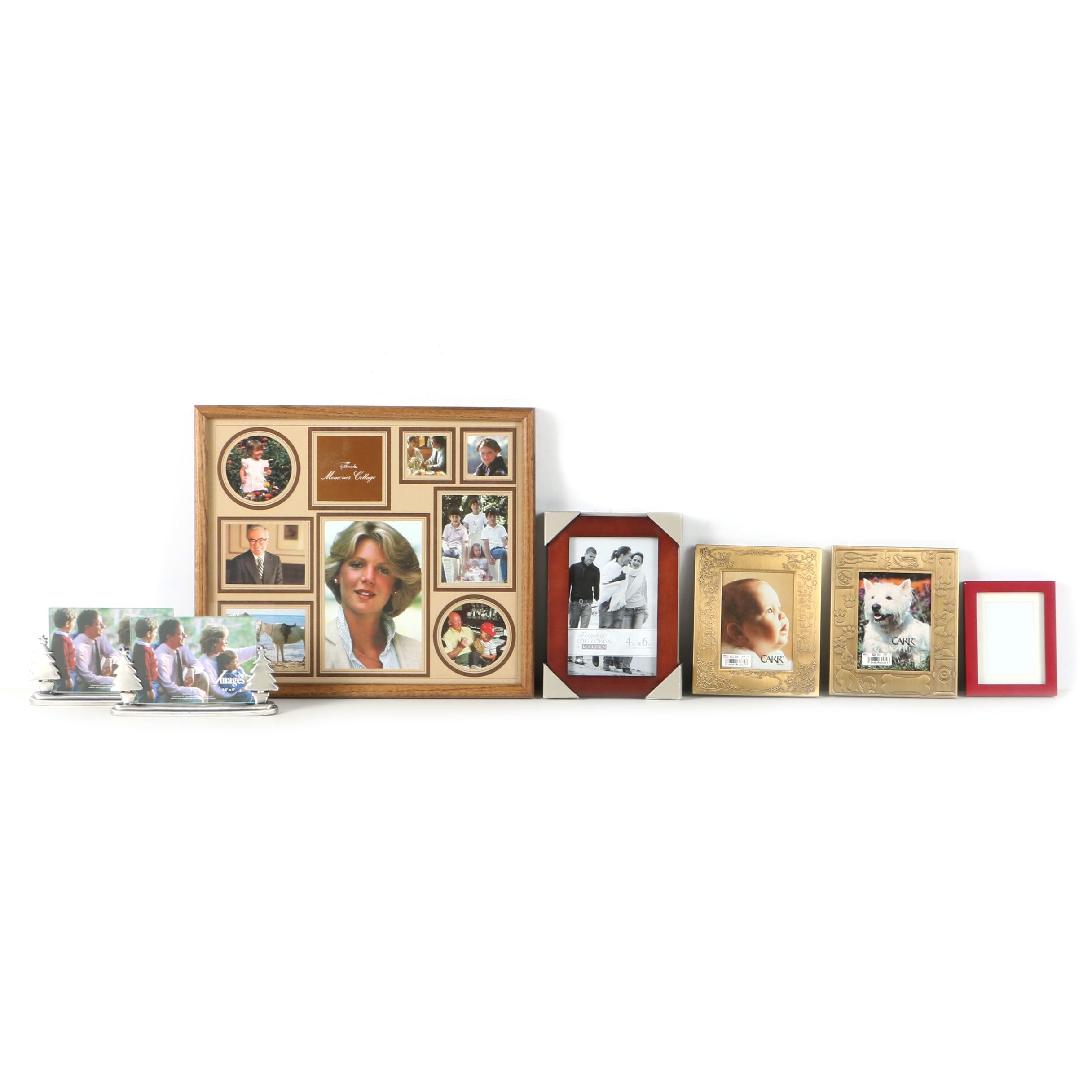 Collection of Picture Frames
