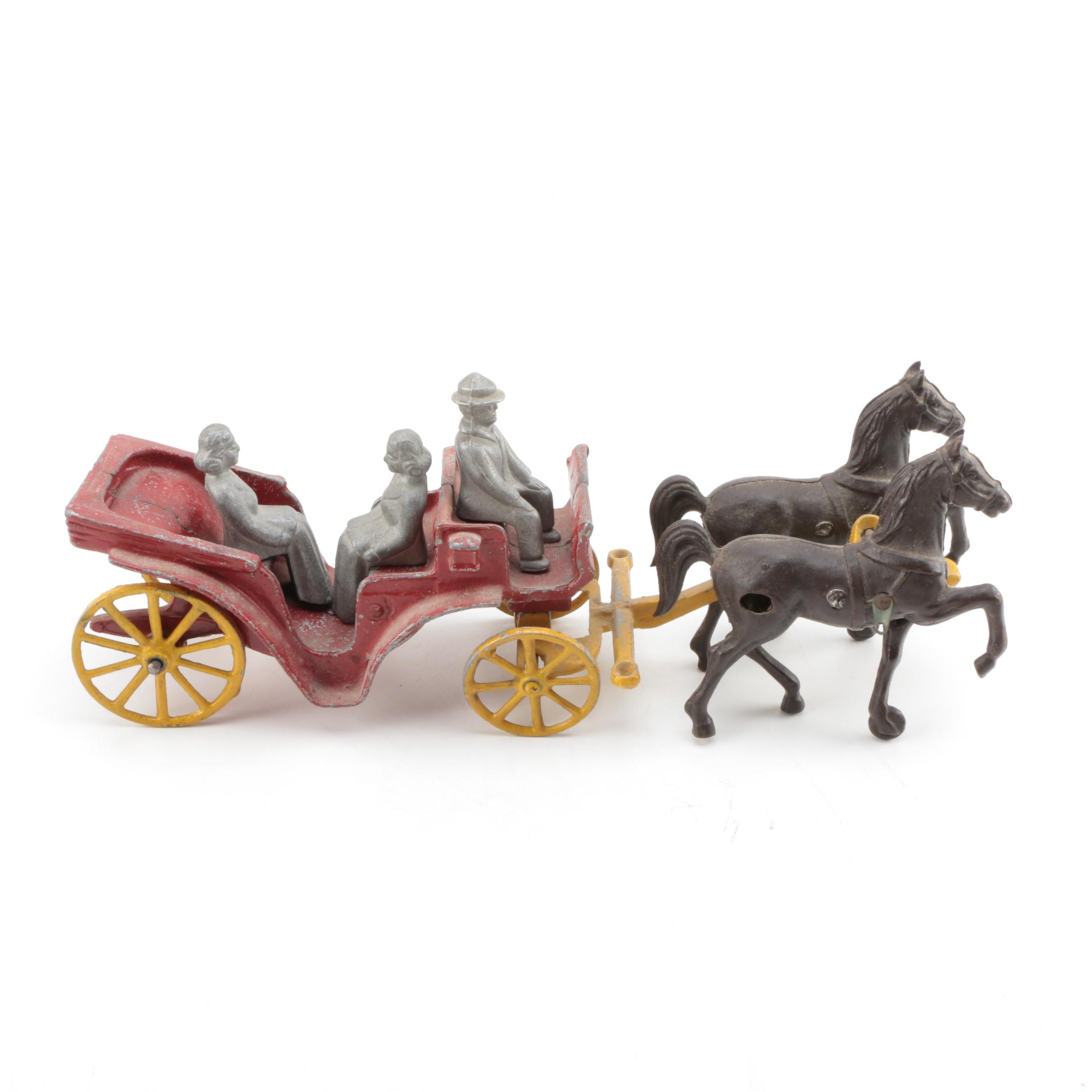Cast Iron Carriage