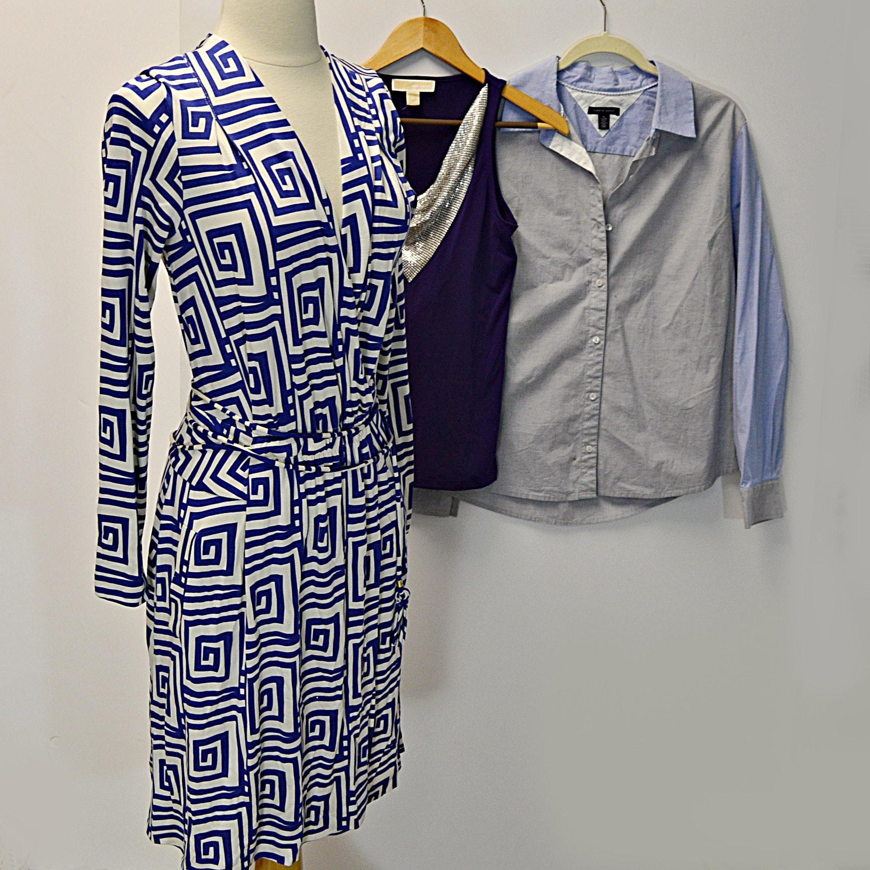 Women's Clothing Including Diane von Furstenberg