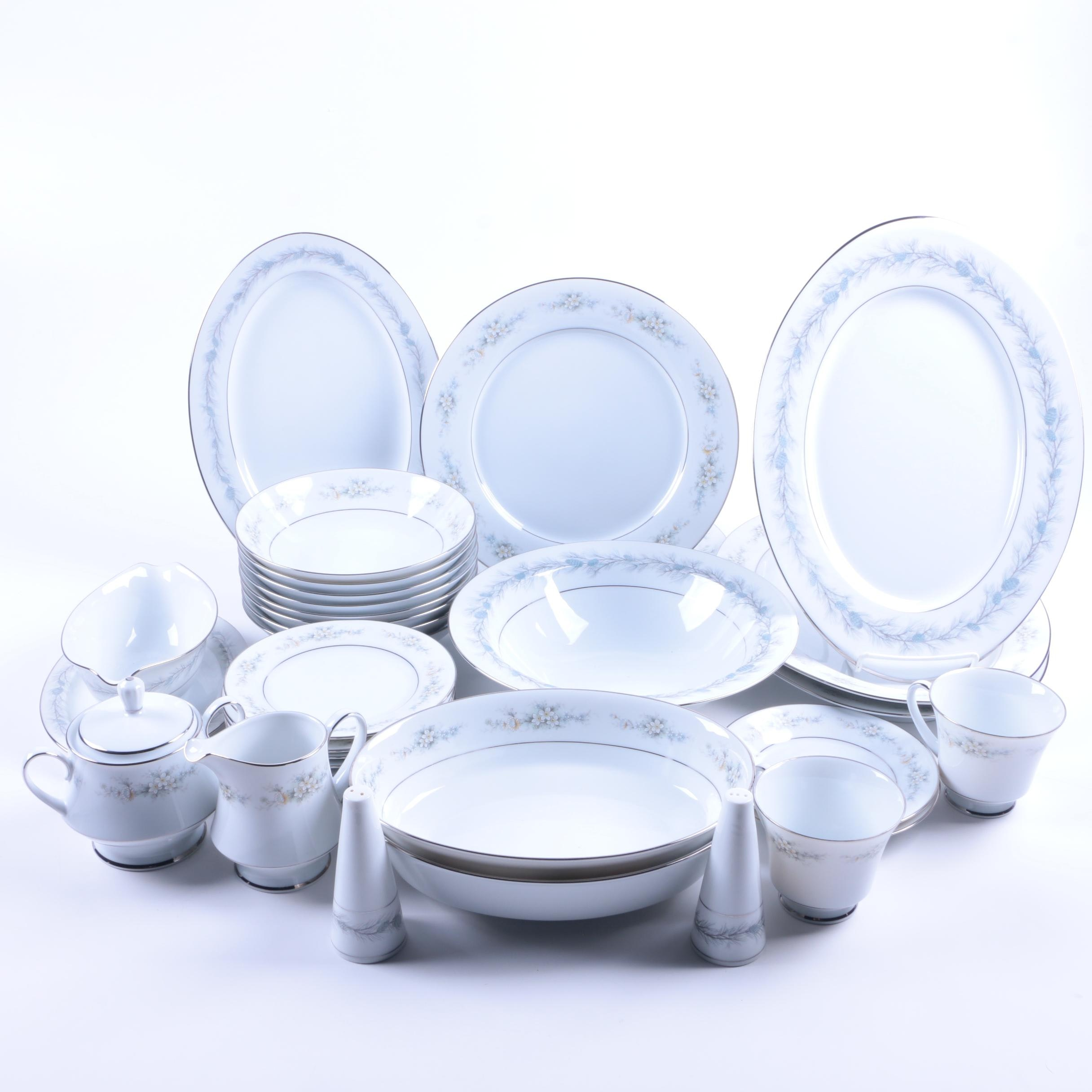 "Noritake ""Melissa"" and Style House ""Duchess"" Porcelain Tableware"