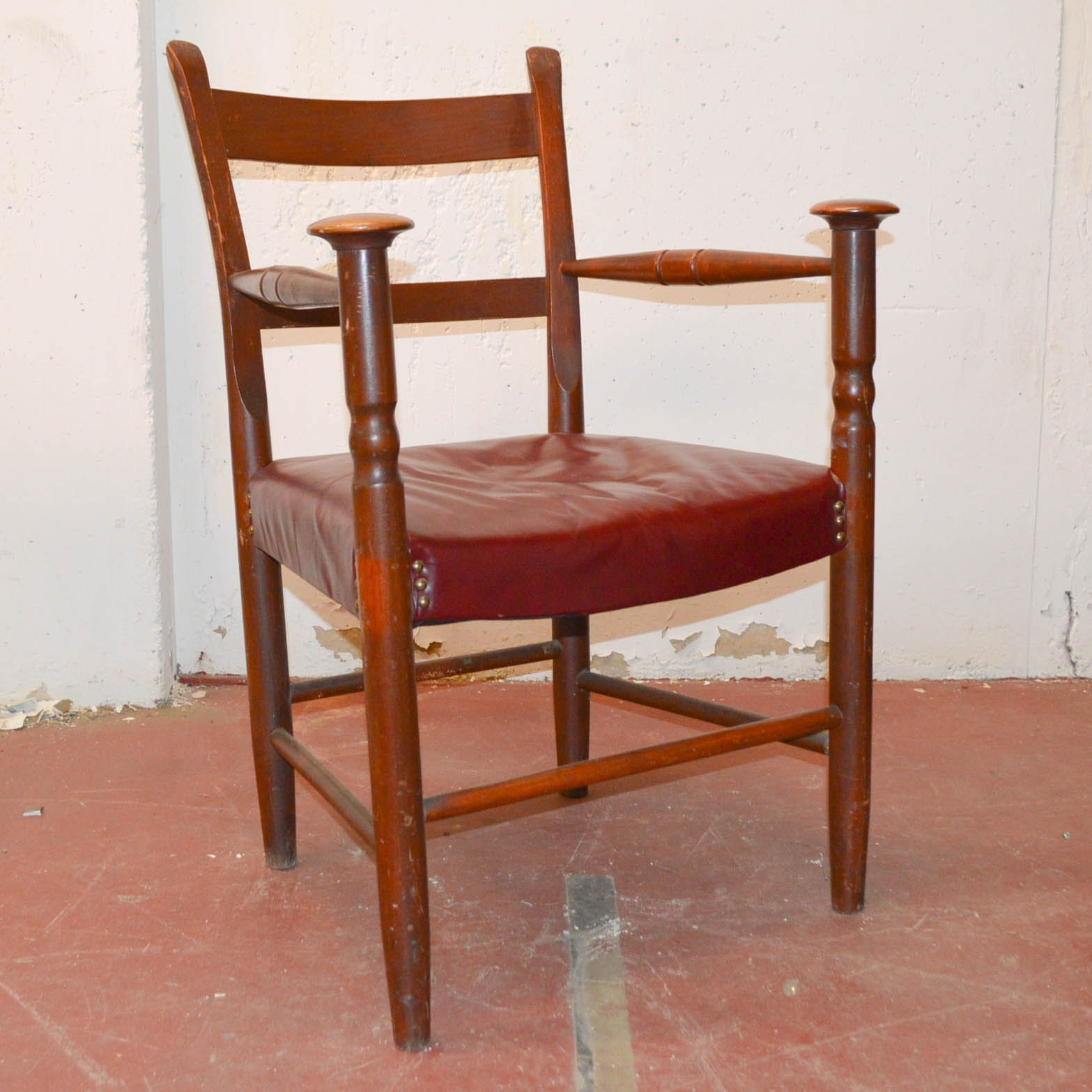 Vintage Mid-Century Accent Chair