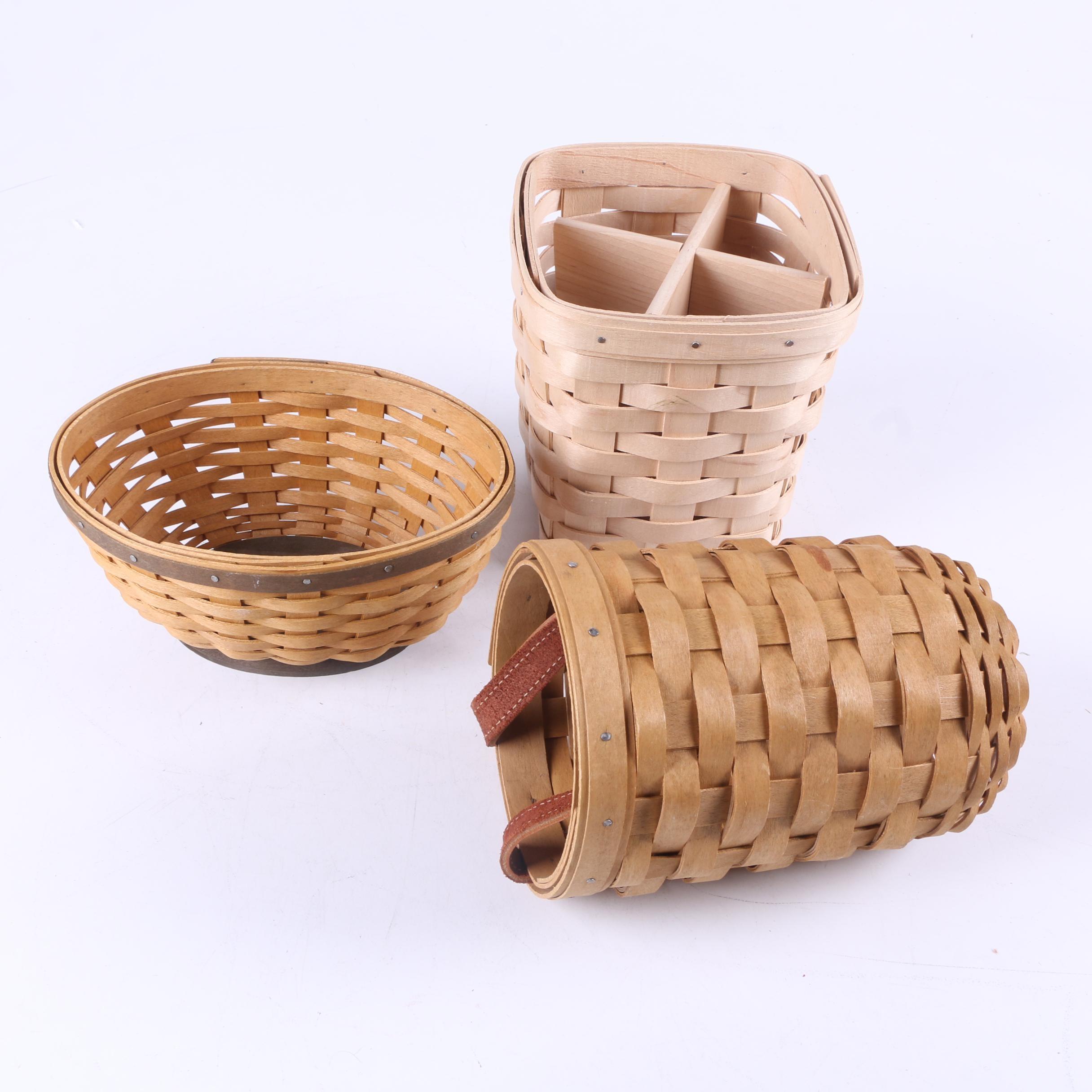 Longaberger Woven Baskets