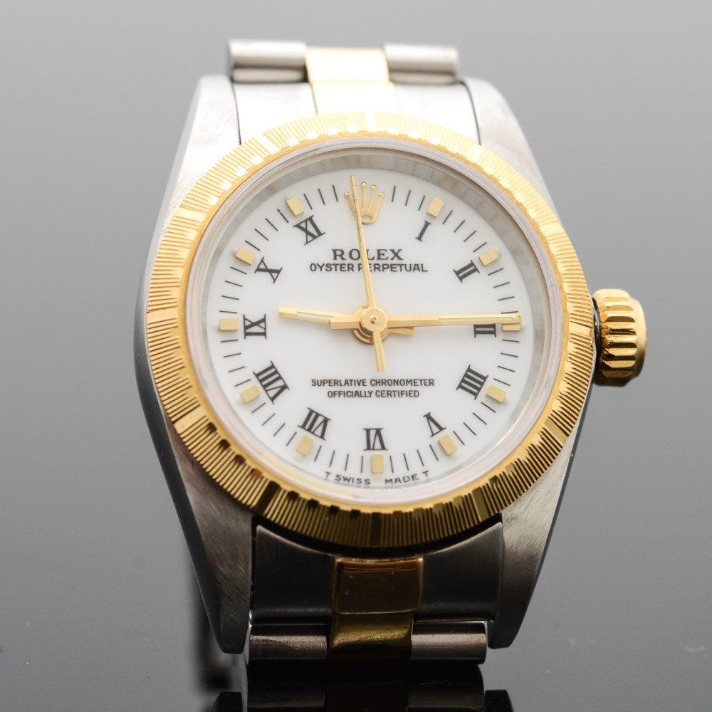 Rolex Oyster Perpetual Wristwatch