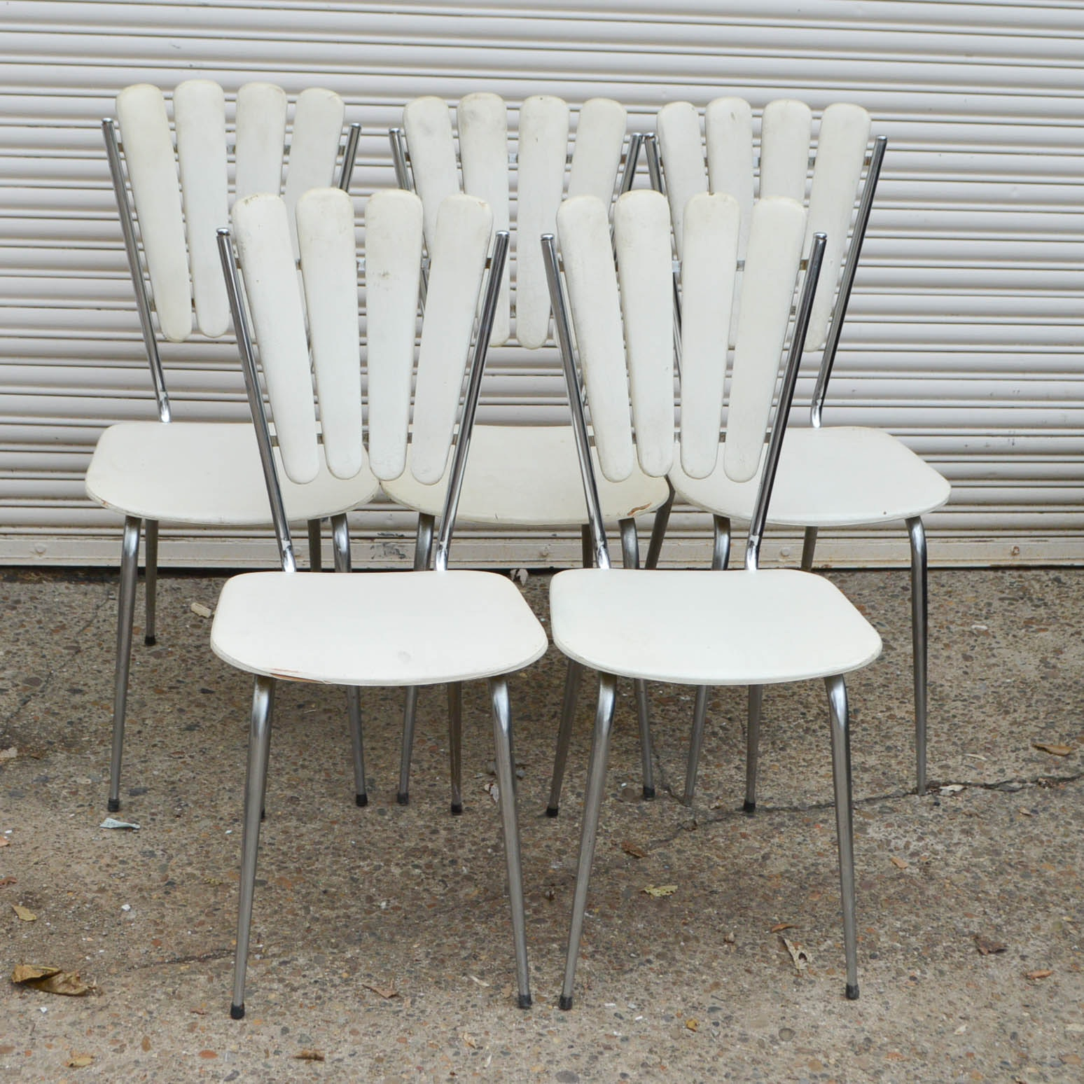 Art Deco Style Diner Chairs