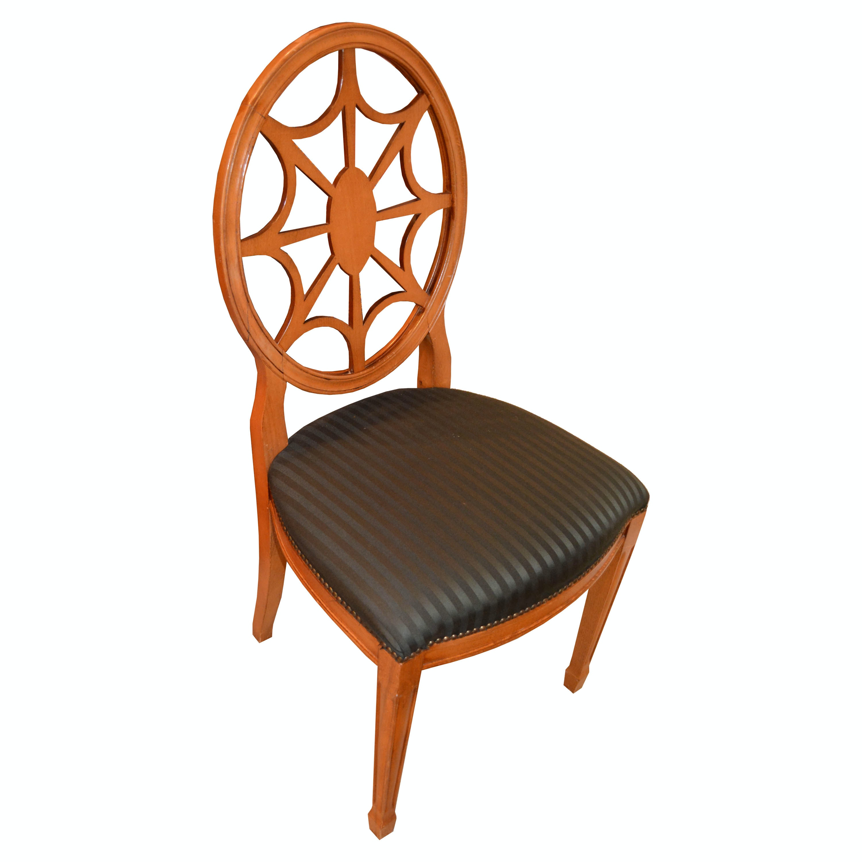 Wooden Spider Back Chair ...