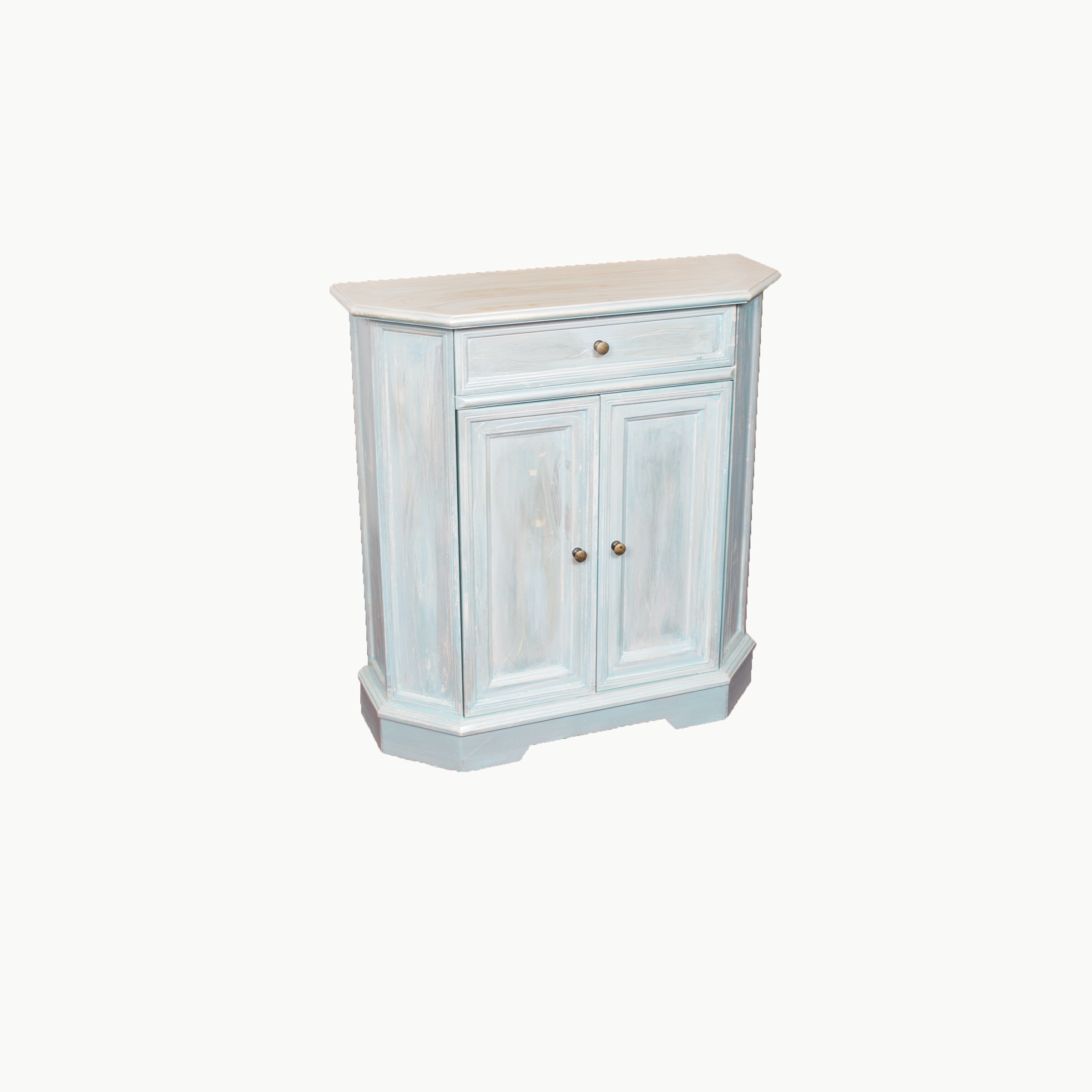Painted Side Cabinet by Ballard Designs