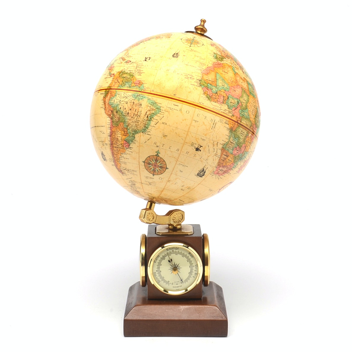 "1950s Proctor & Gamble ""Replogle"" Tabletop Globe"