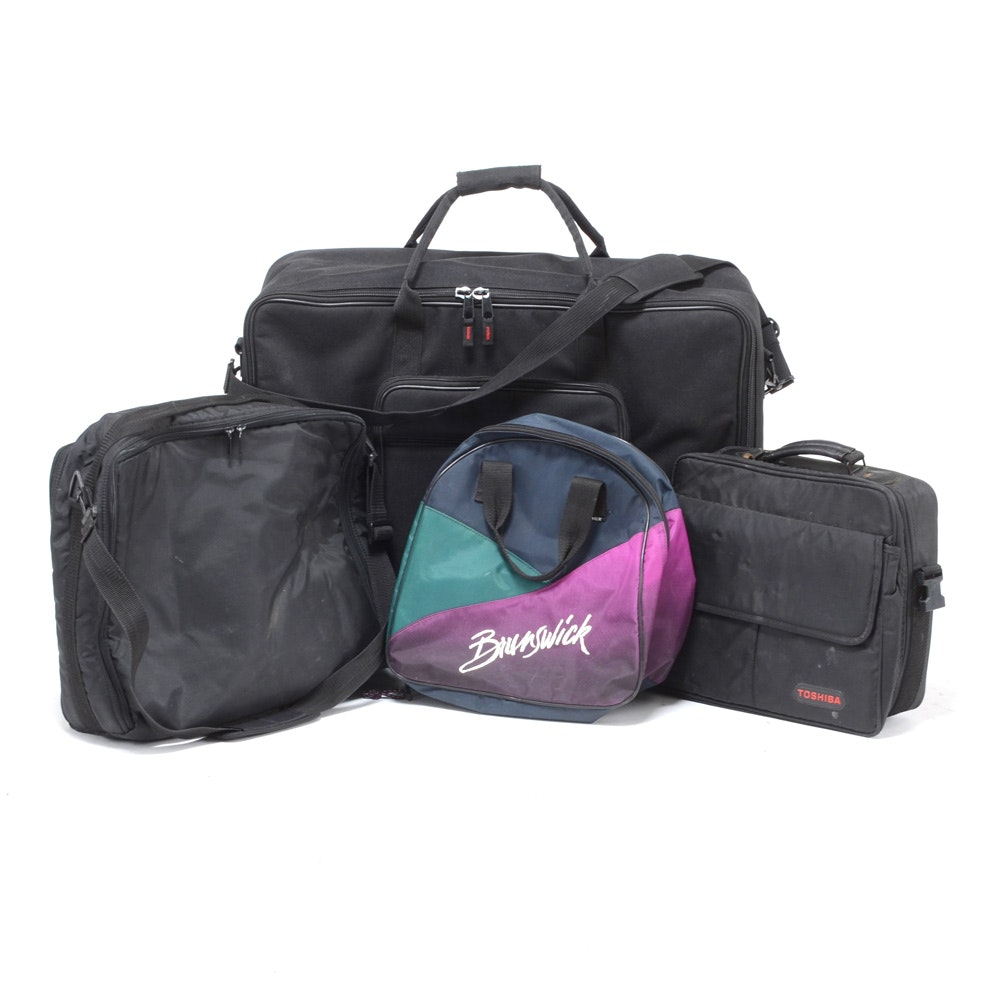 Storage and Carrying Cases