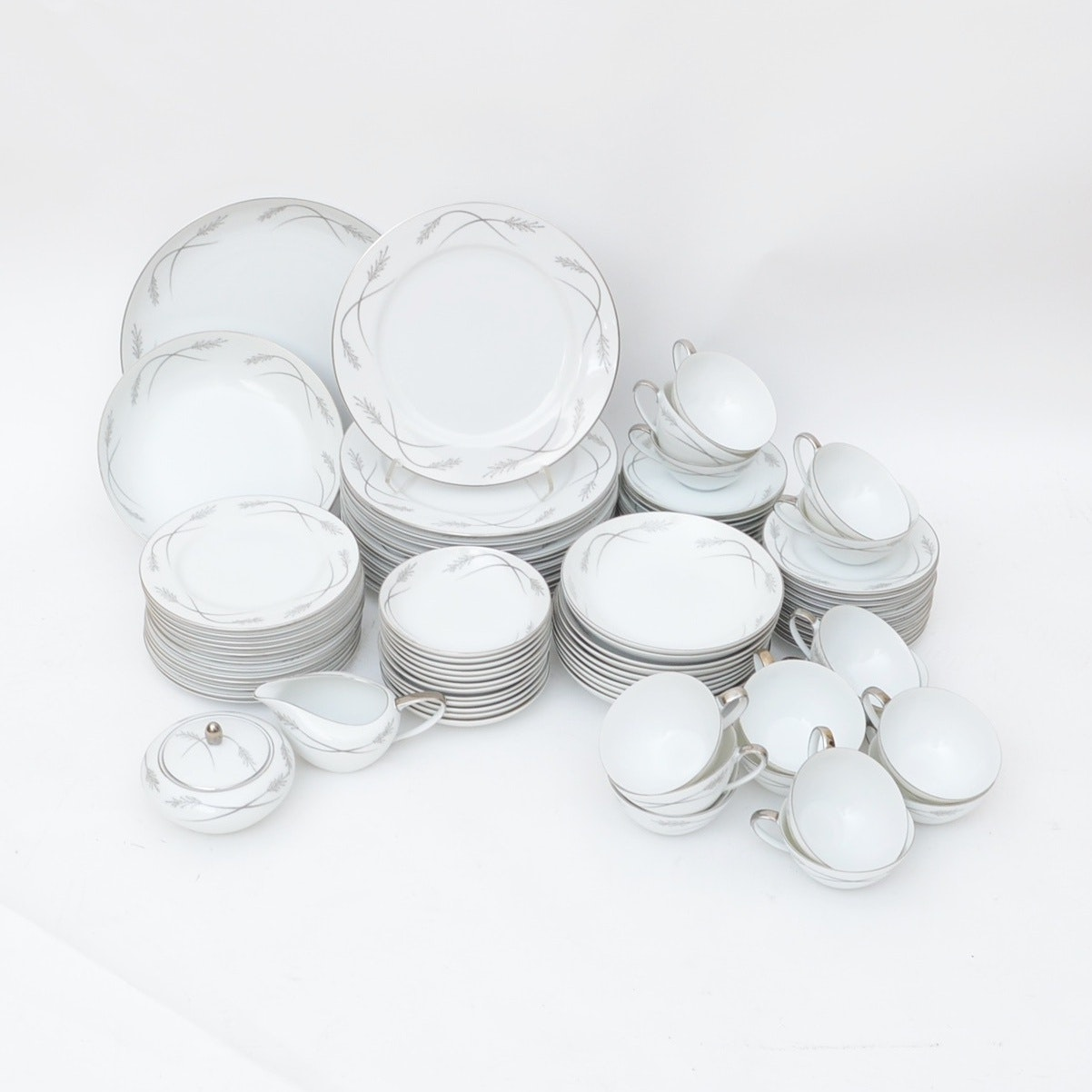 "Jyoto ""Grace"" Fine China Tableware"