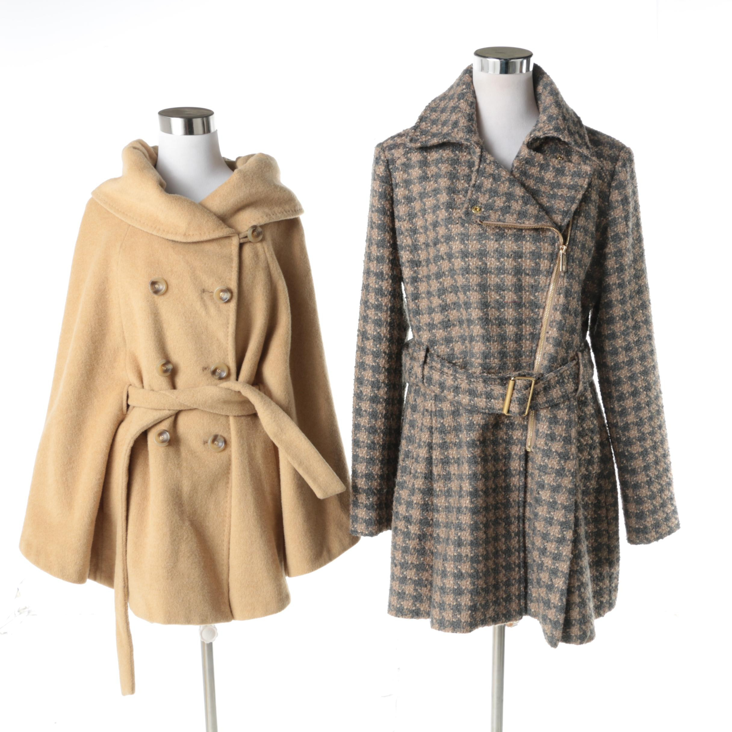 Women's Coats by Calvin Klein and Kenneth Cole
