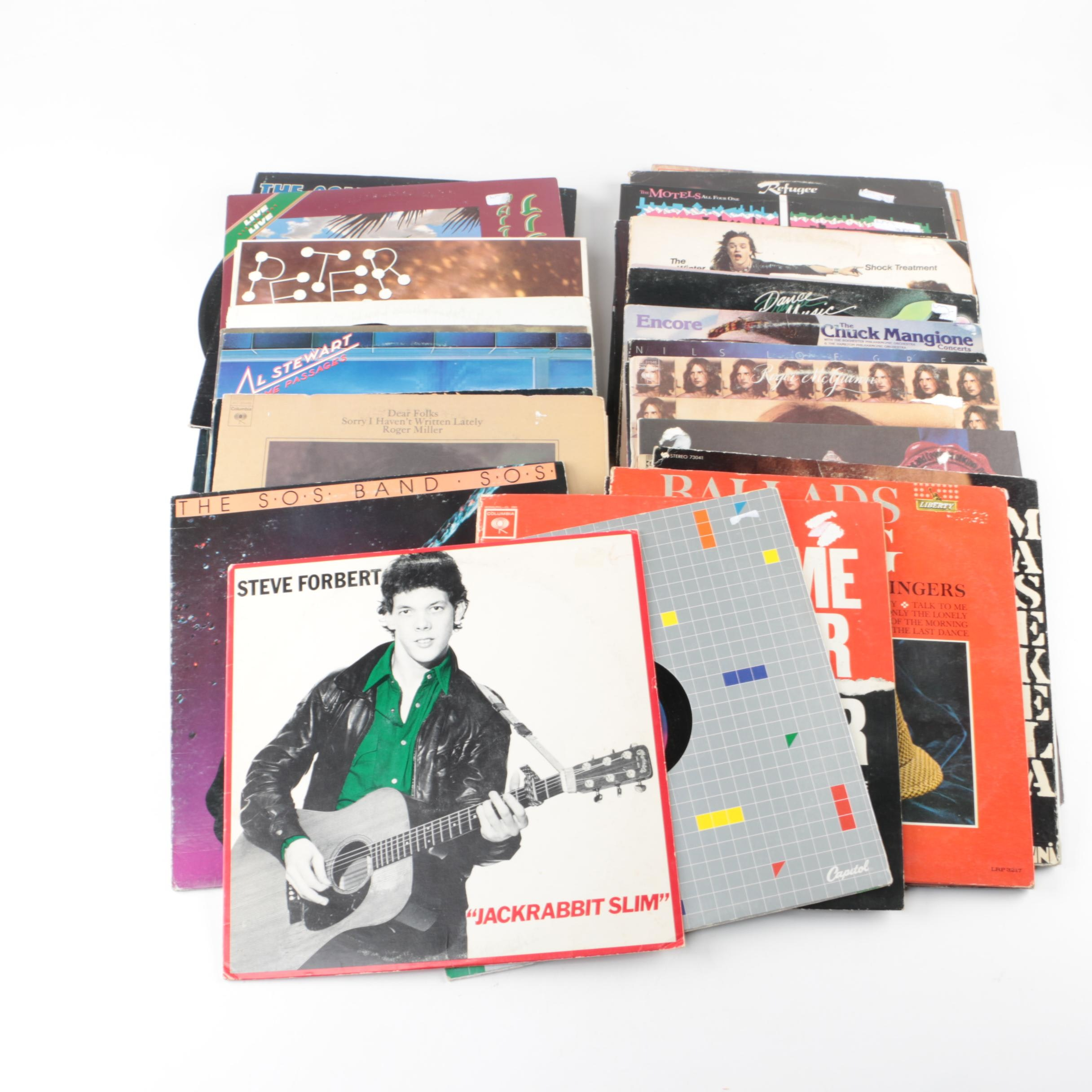 Collection of Vintage LPs
