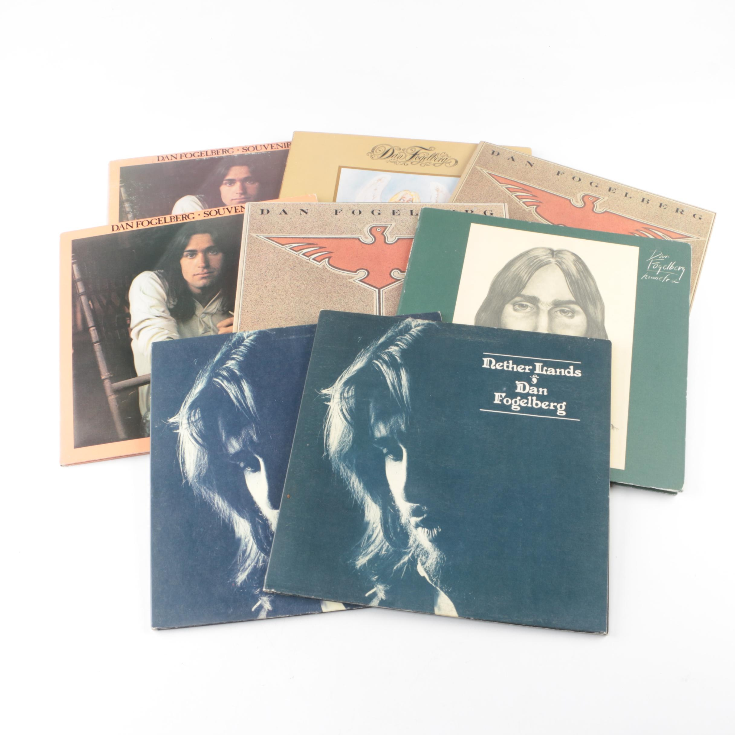 """Phoenix"", ""Souvenir"" and Other Dan Fogelberg Records"