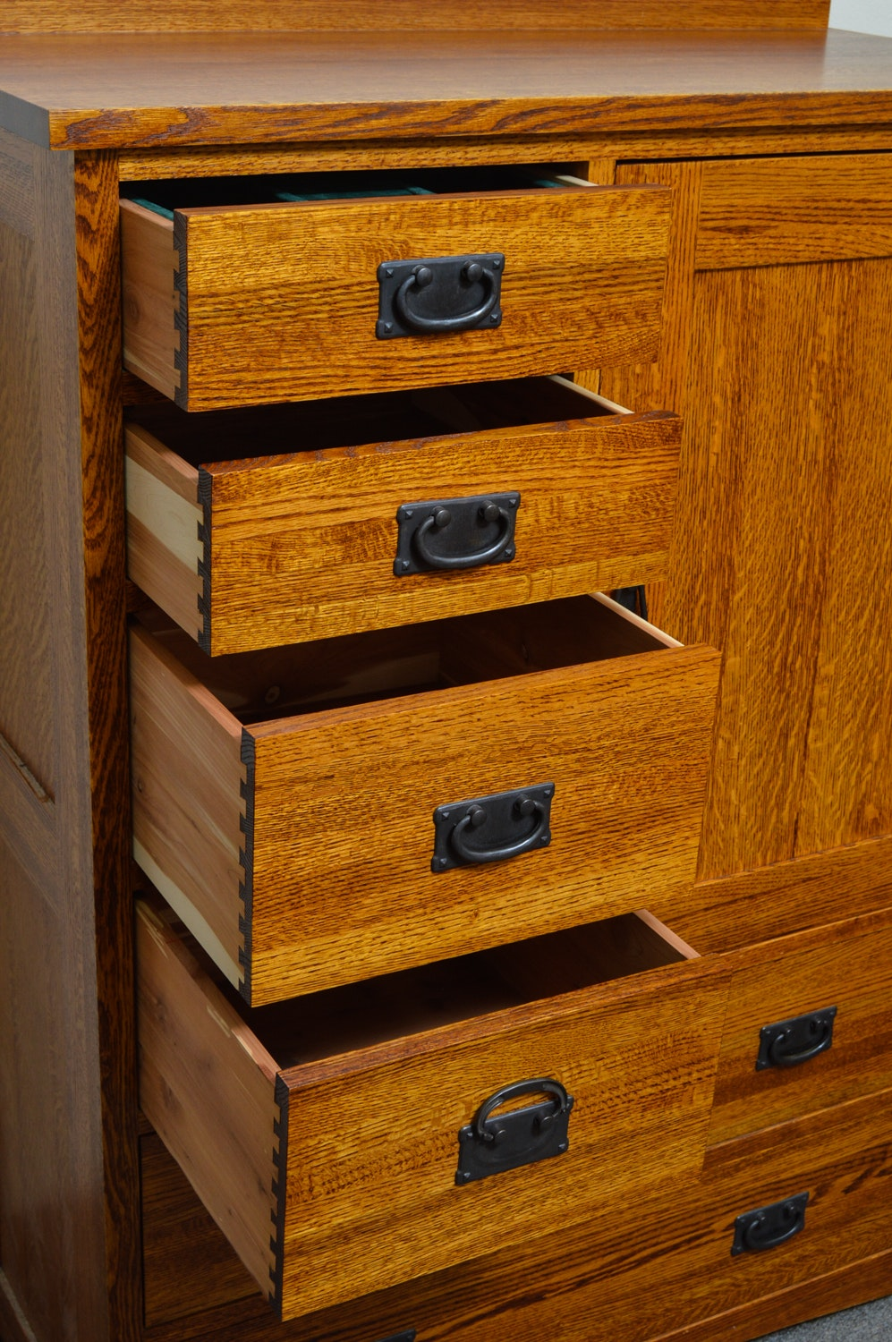 Mission Style Chest Of Drawers By Michaels For Restoration