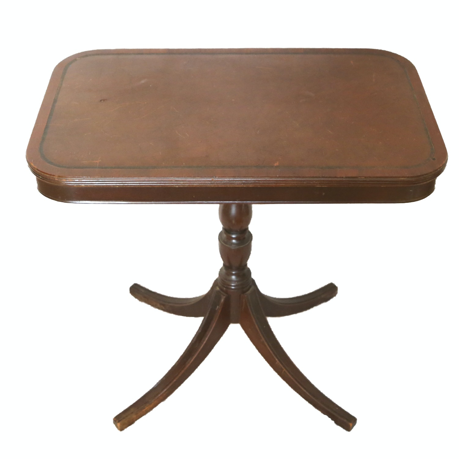 Vintage Duncan Phyfe Style Side Table