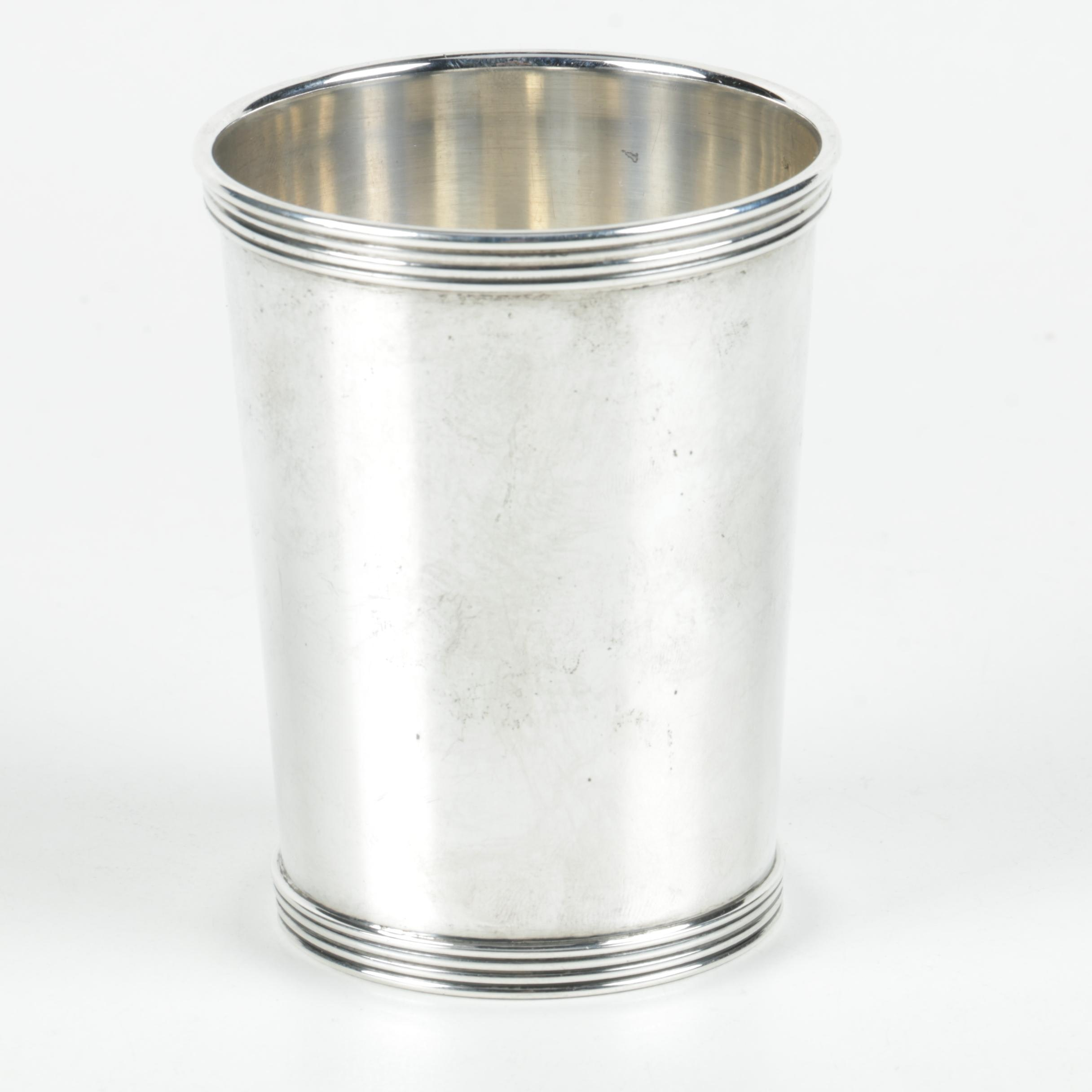 International Silver Co. Sterling Silver Julep Cup