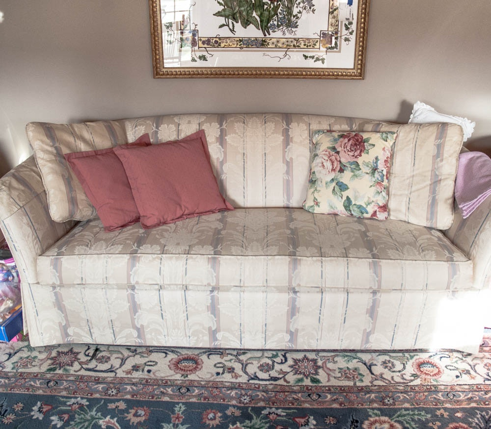 Sofa by Sherrill Furniture