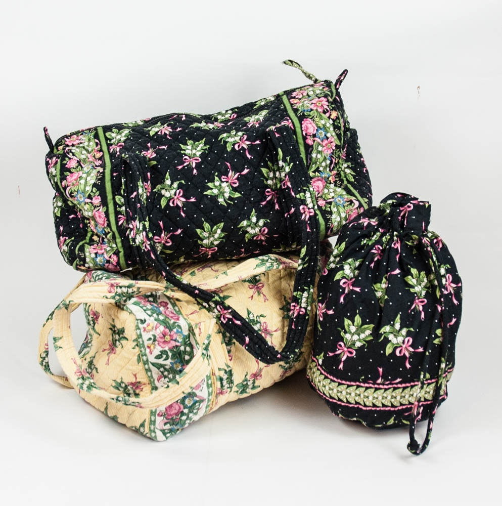 Vera Bradley Quilted Bags