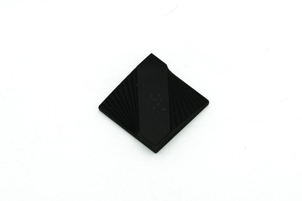 31.41 Carat Loose Slab Black Onyx