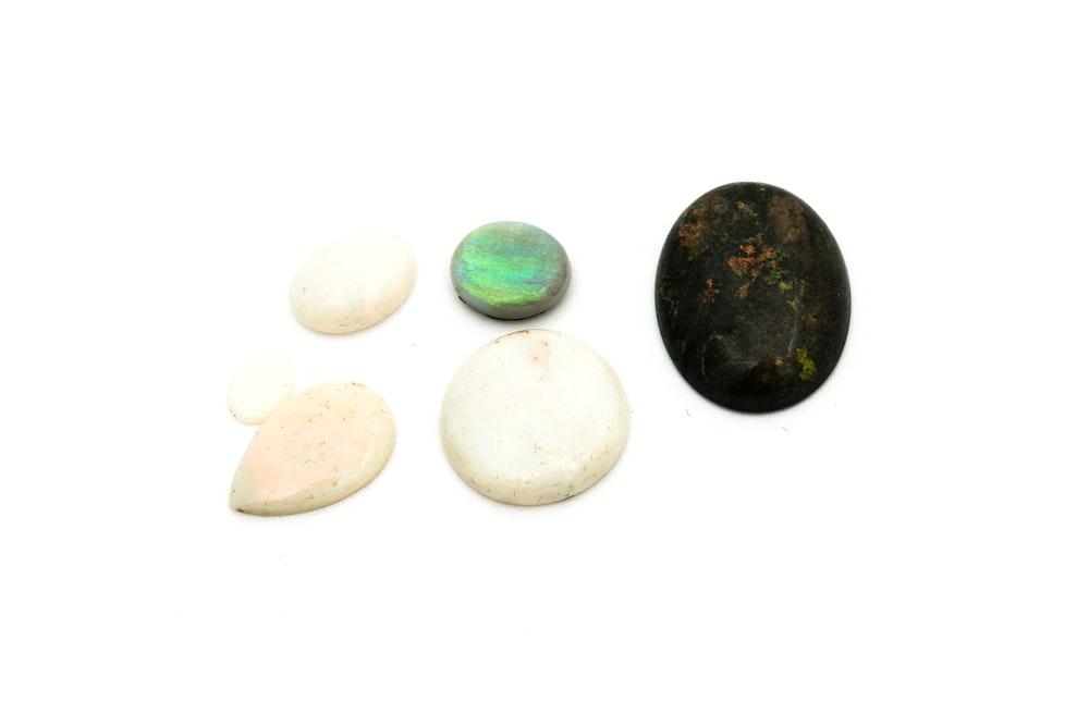 37.57 CTW Loose Opals