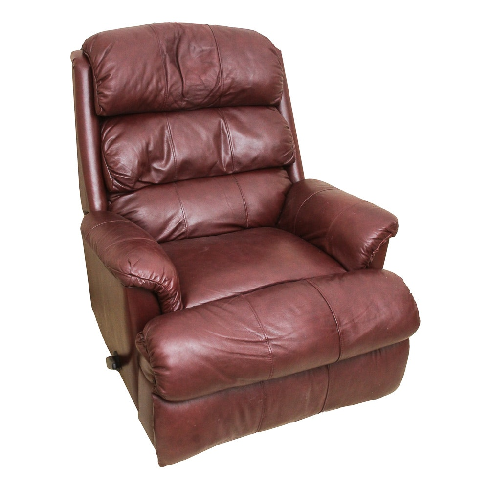 Amazing Upholstered Reclining Lounge Chair ...
