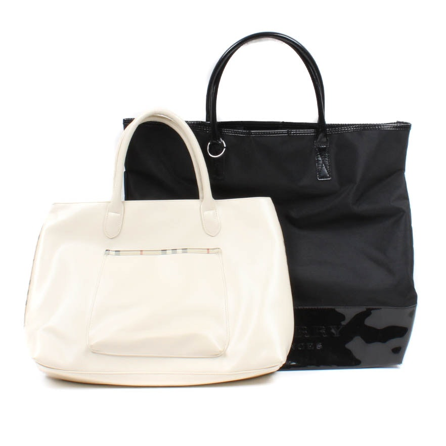 Burberry Fragrance Tote Bags