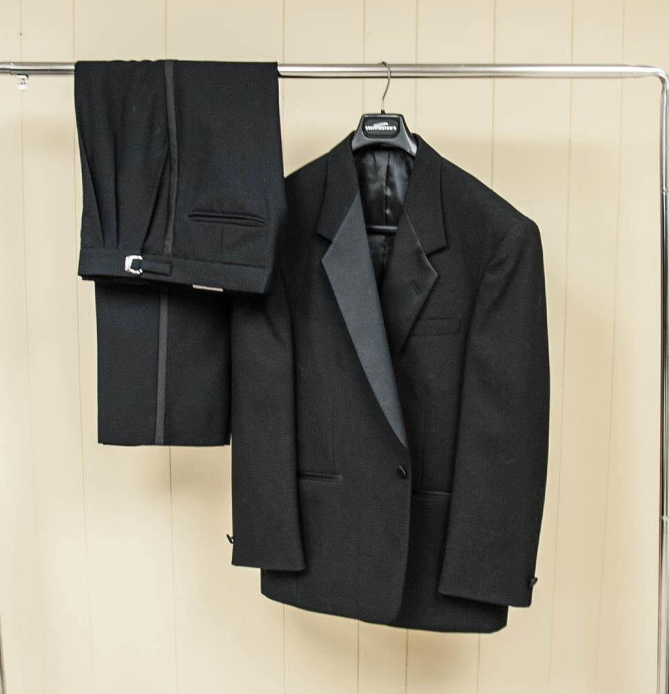 Skeffington's Formalwear Black Tuxedo