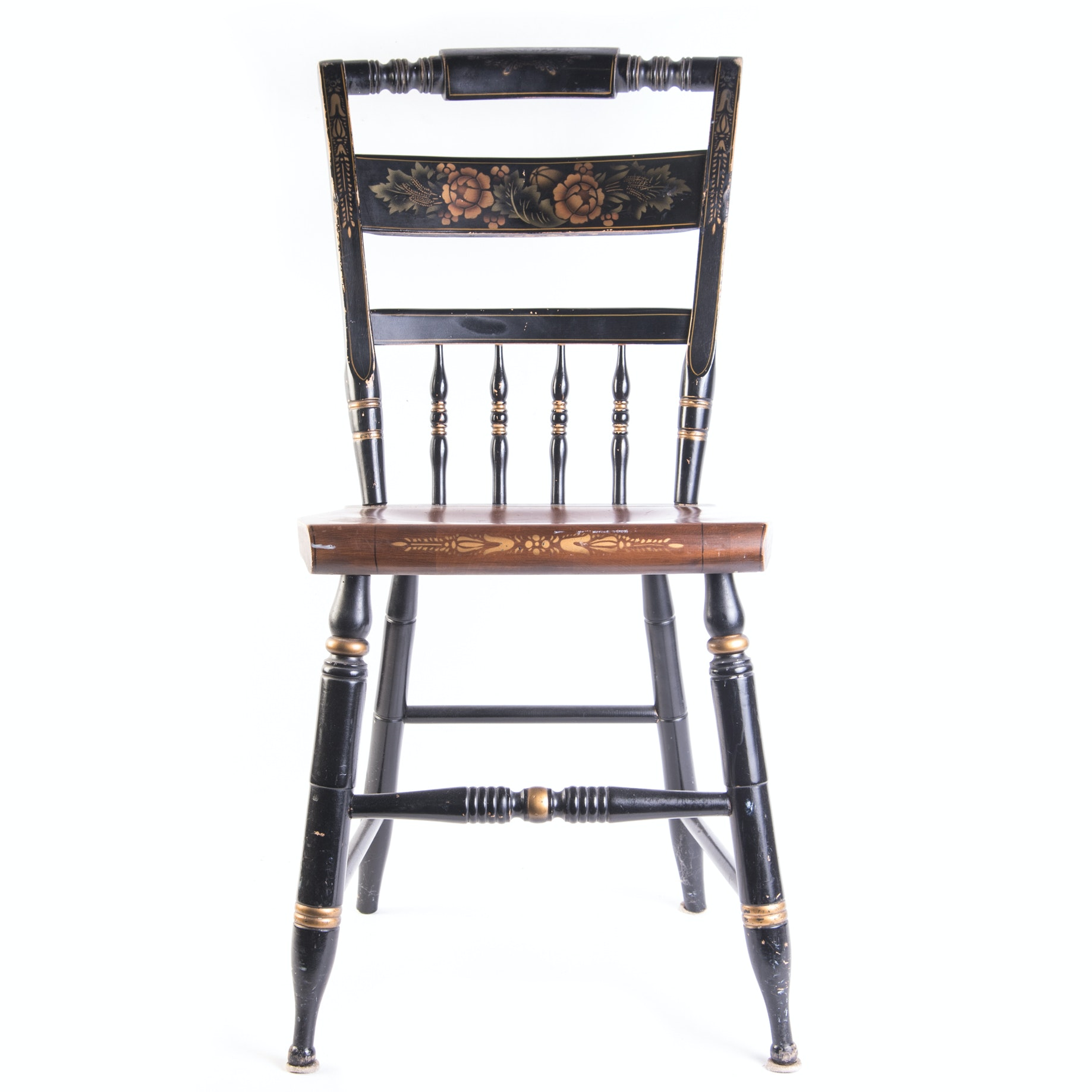 Vintage Hitchcock Side Chair