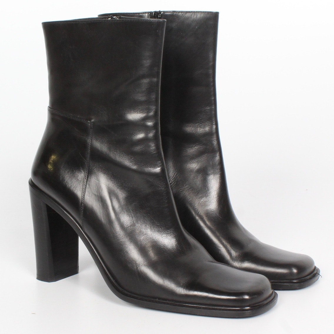 "Via Spiga ""Sally"" Black Boot"