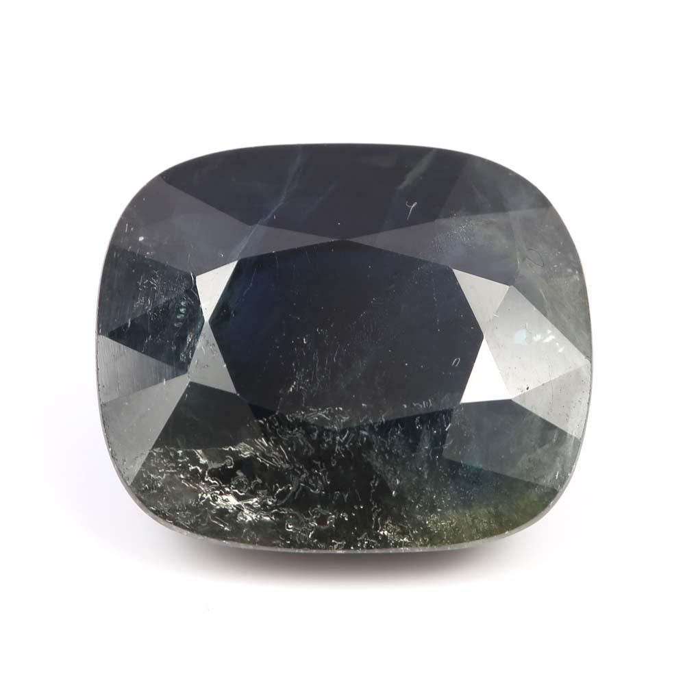 8.65 CT Loose Cushion Sapphire