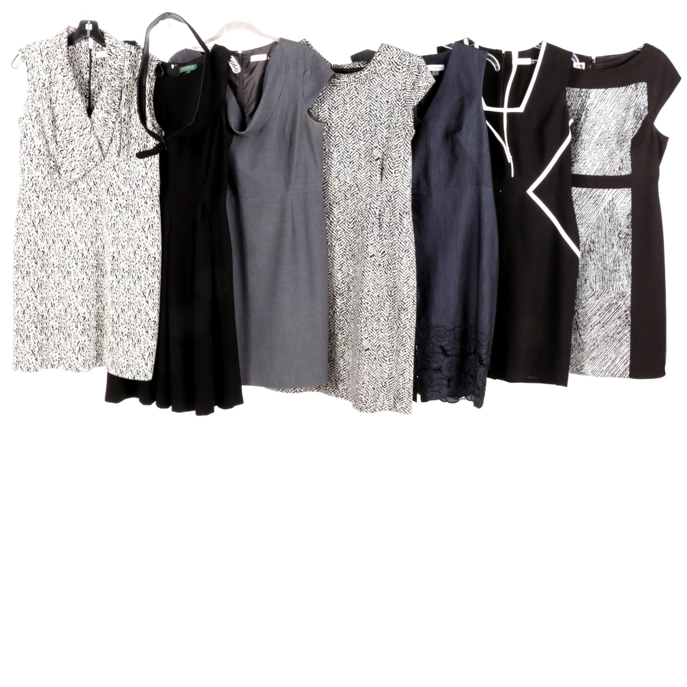 Dresses Including Calvin Klein