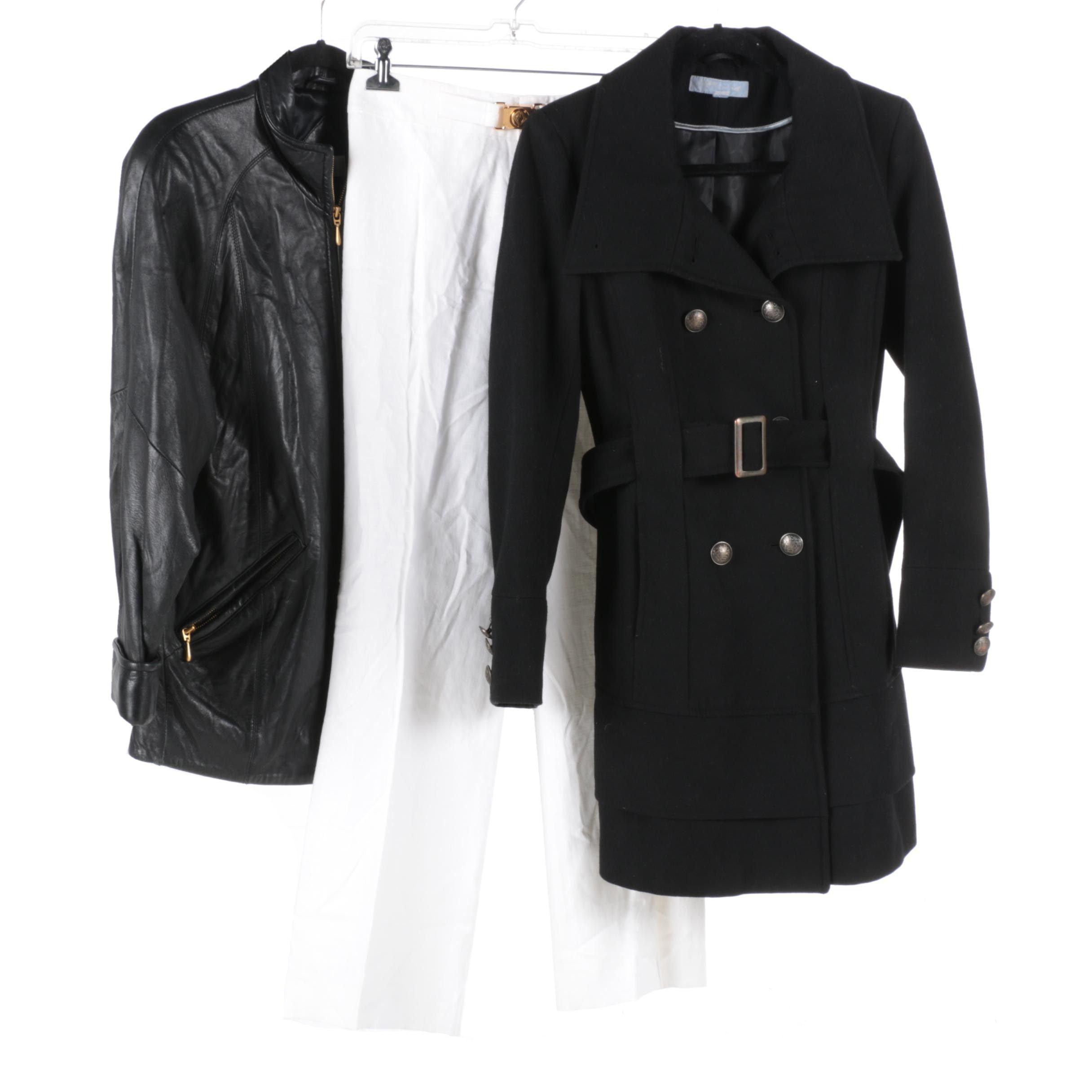 Women's Jackets and Ralph Lauren Pants