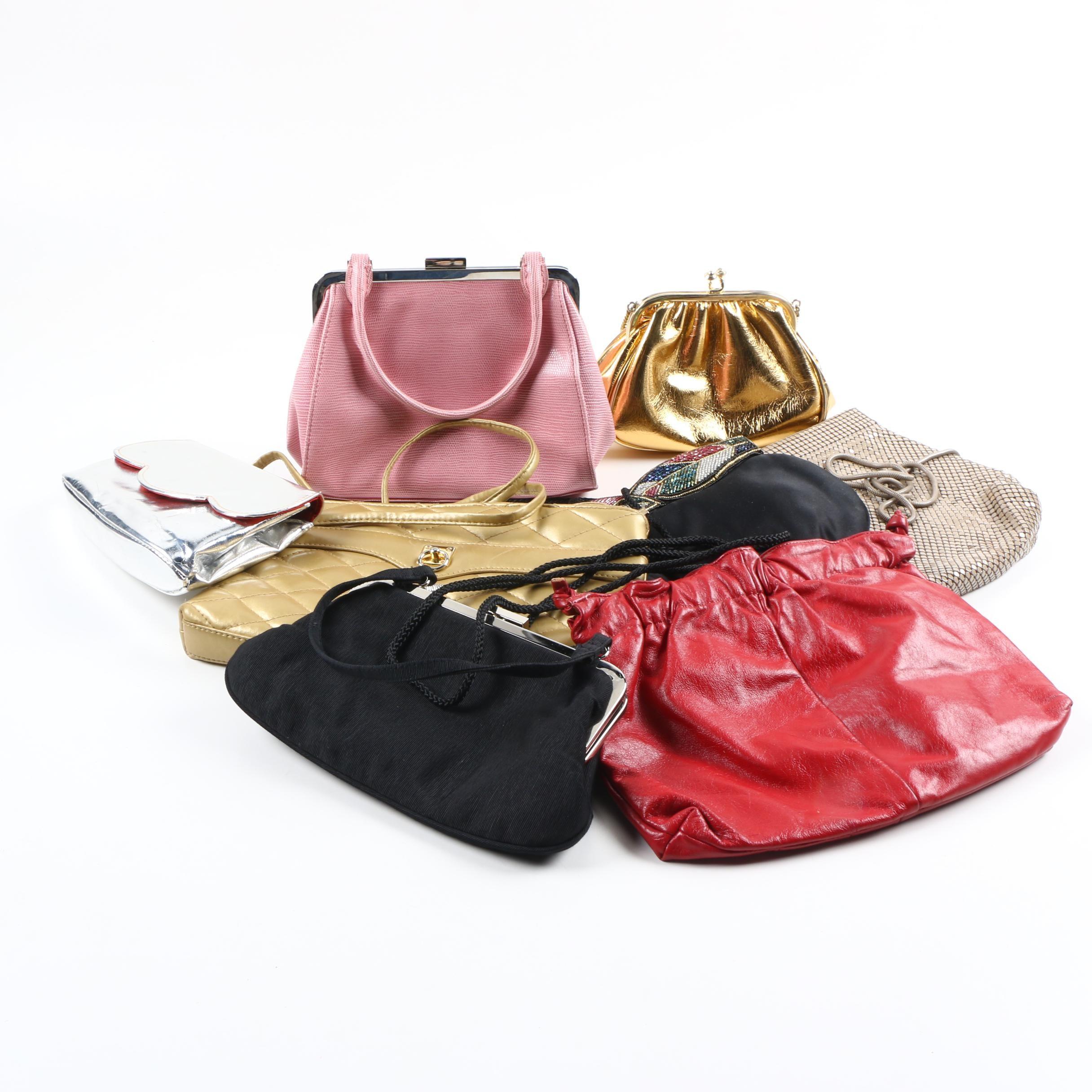 Vintage Clutch Handbags