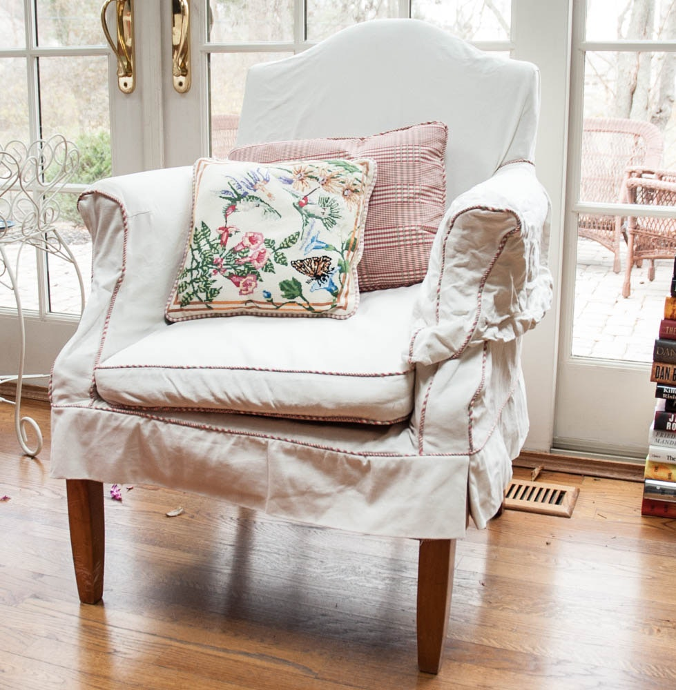 Arm Chair by the North Hickory Furniture Company